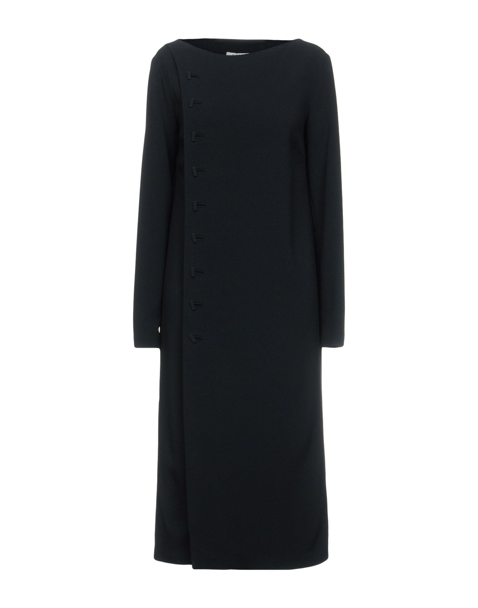 MAREI Midi Dress in Black