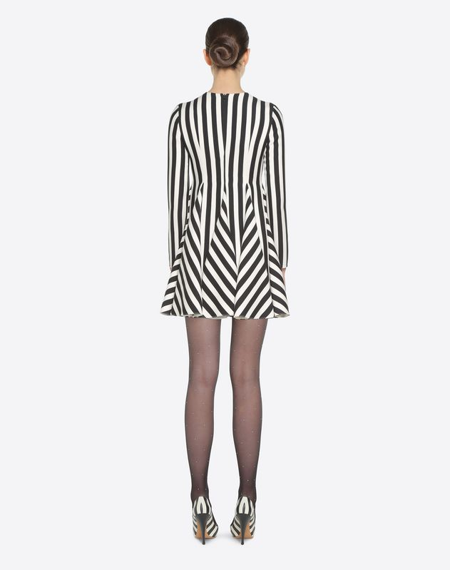 Stripes Re-edition Dress