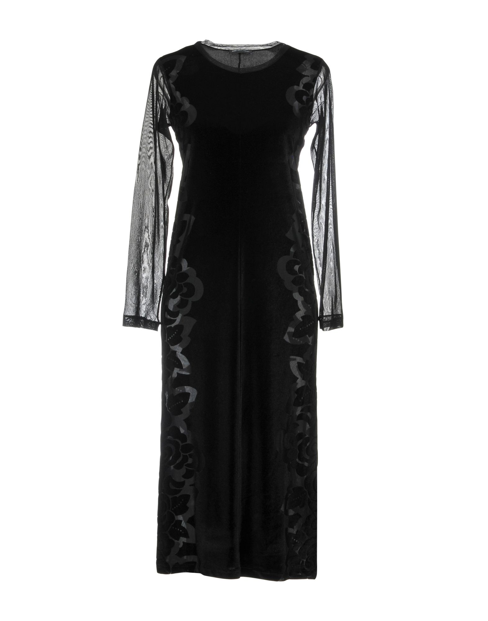 MNML COUTURE Платье длиной 3/4 moschino couture юбка длиной 3 4