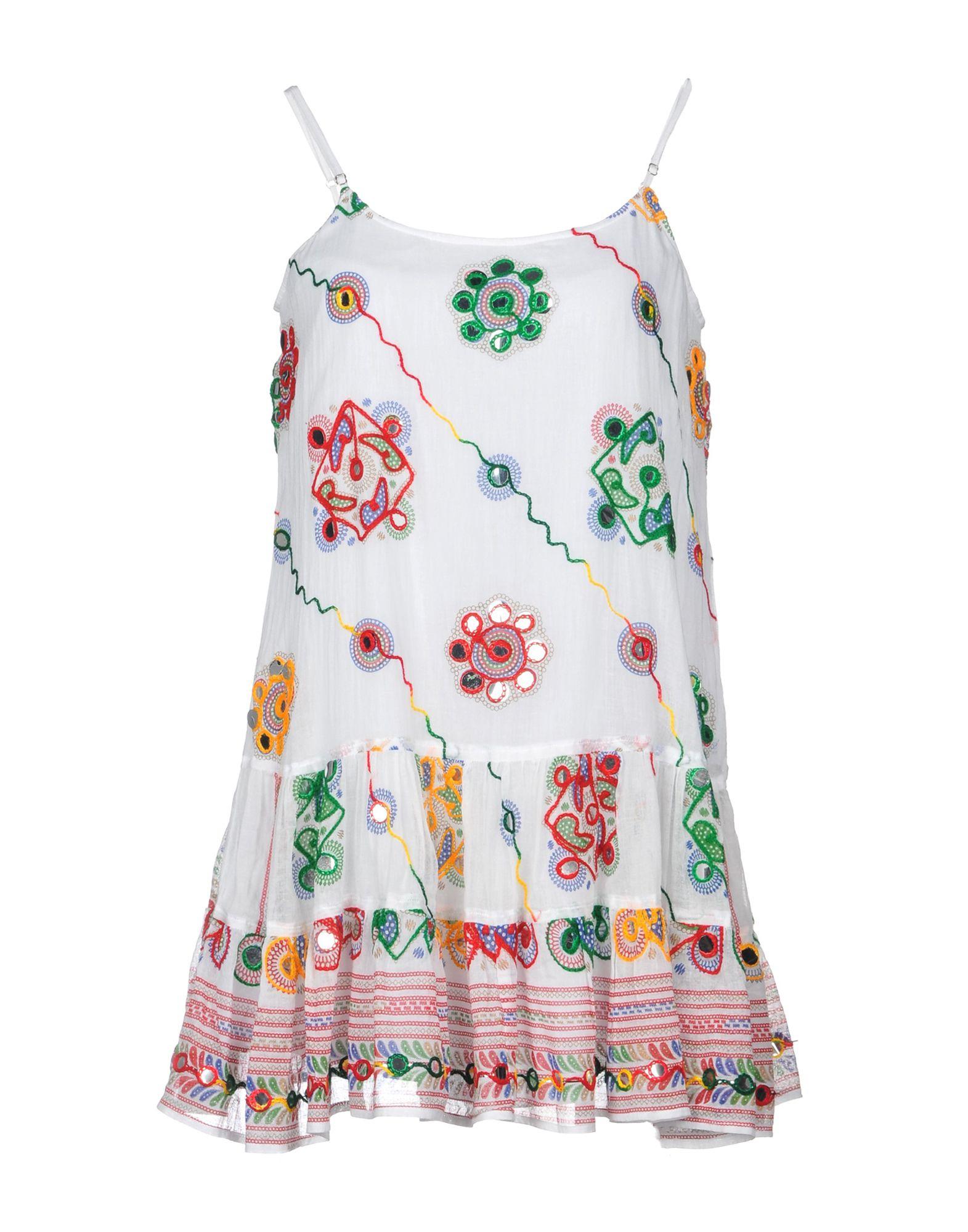 JULIET DUNN LONDON Короткое платье