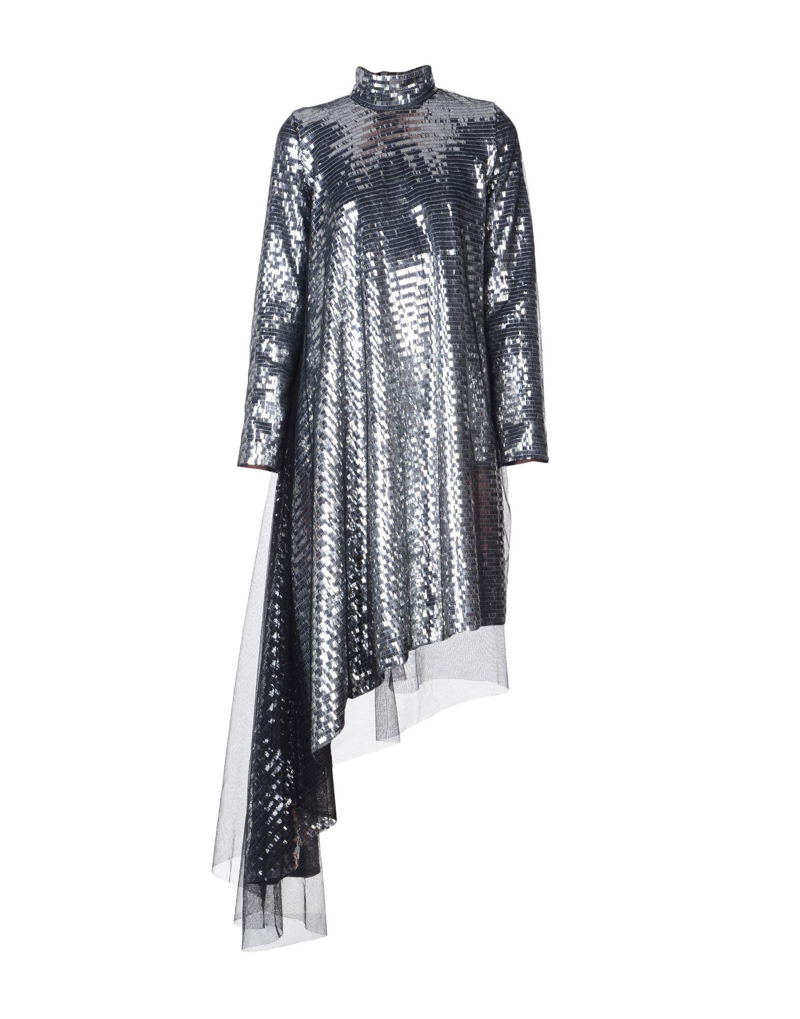 MAISON MARGIELA Платье до колена цена 2017