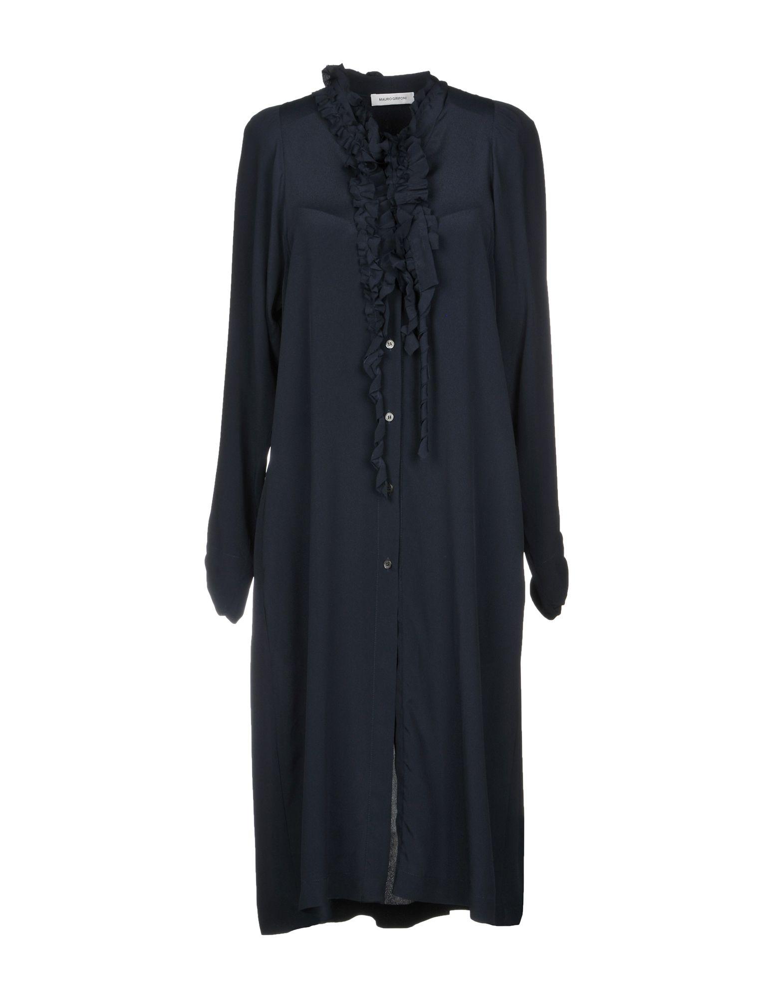 MAURO GRIFONI Платье до колена цена 2017