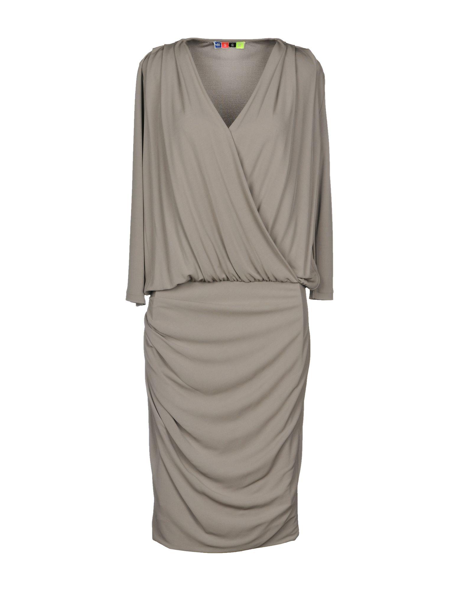MSGM Платье до колена odd molly платье до колена