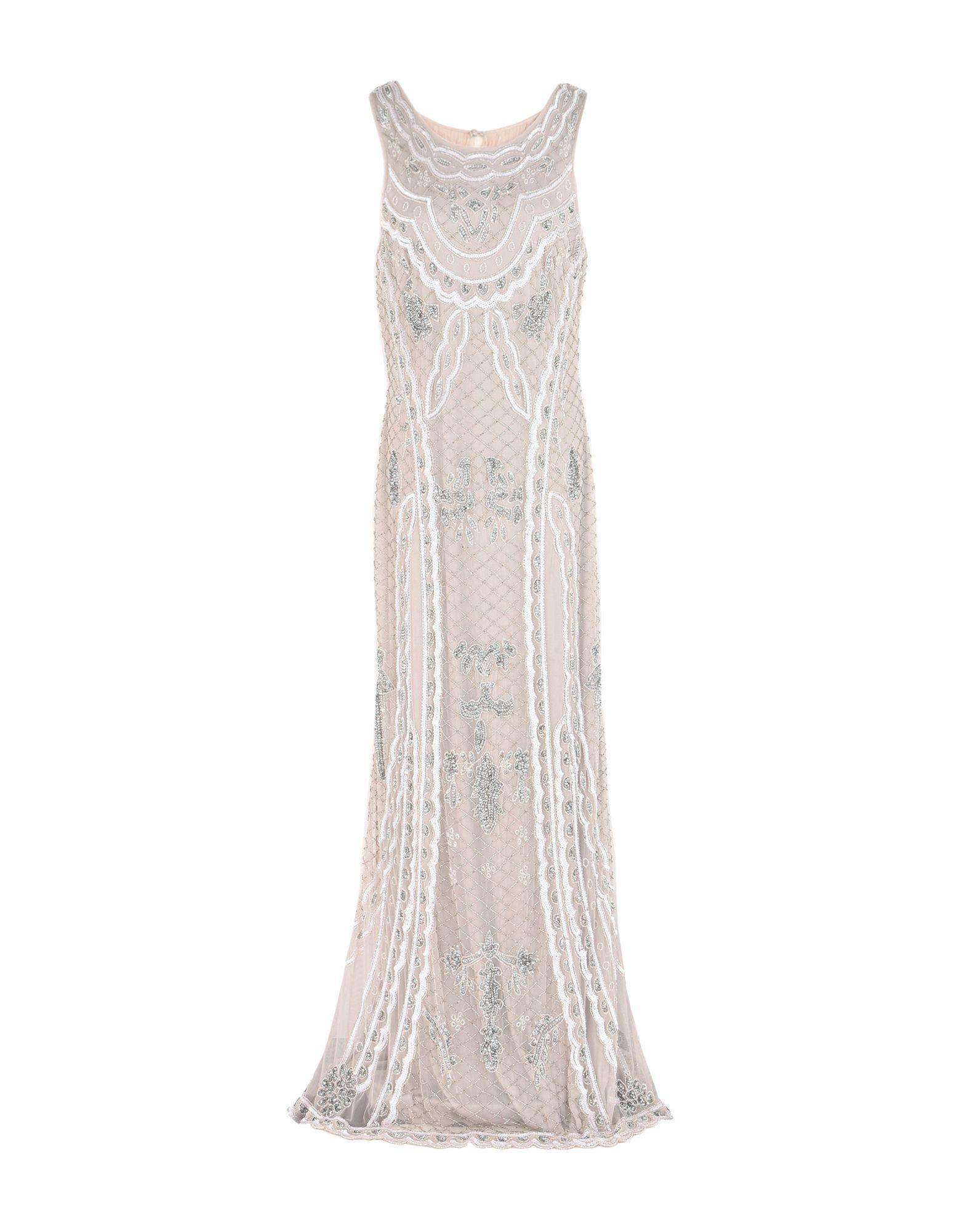 ELLA LUNA Длинное платье платье luna luna платье