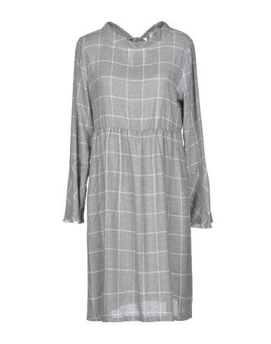 Короткое платье размер 44, 46 цвет серый