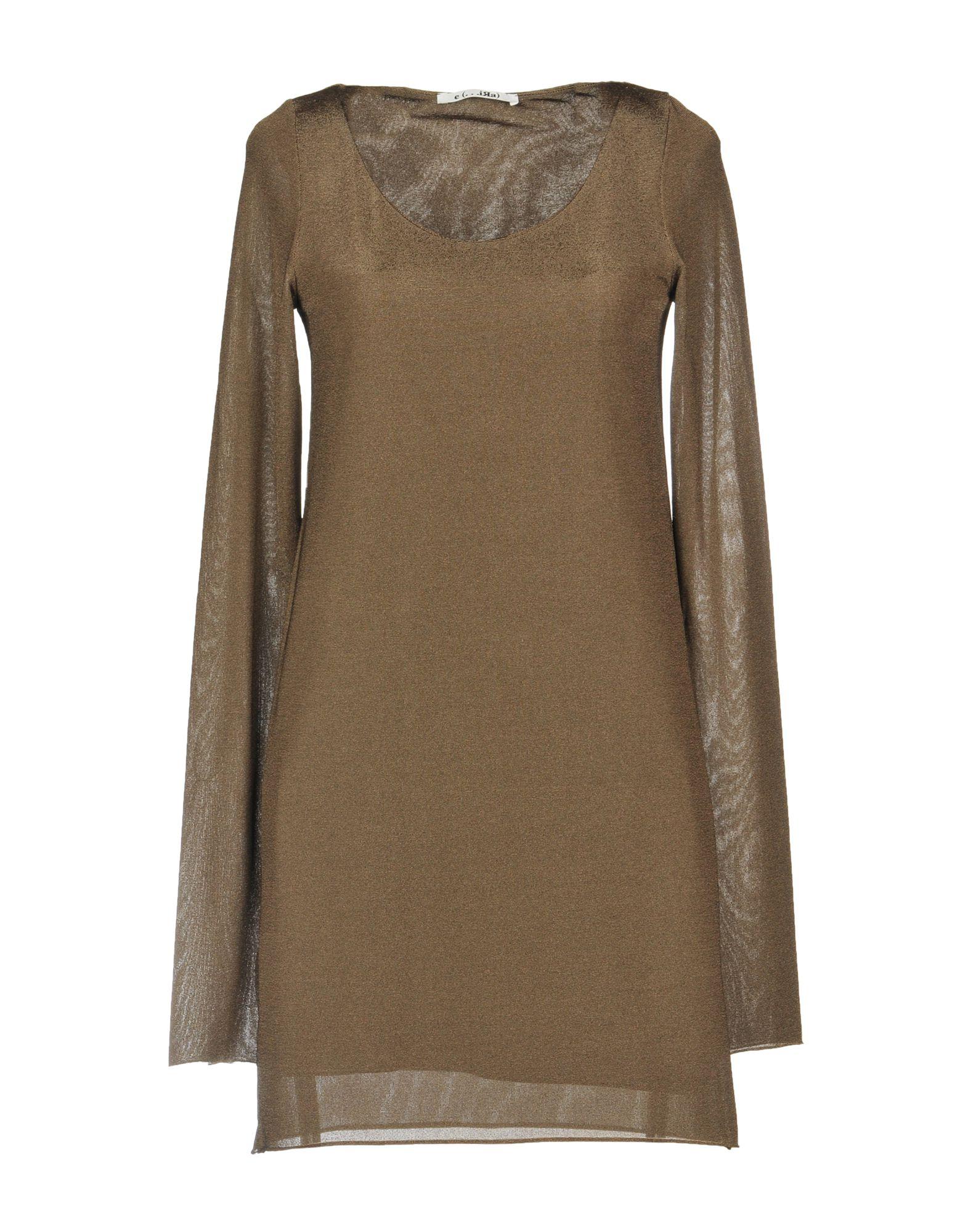 E(...IRA) Короткое платье ira glass
