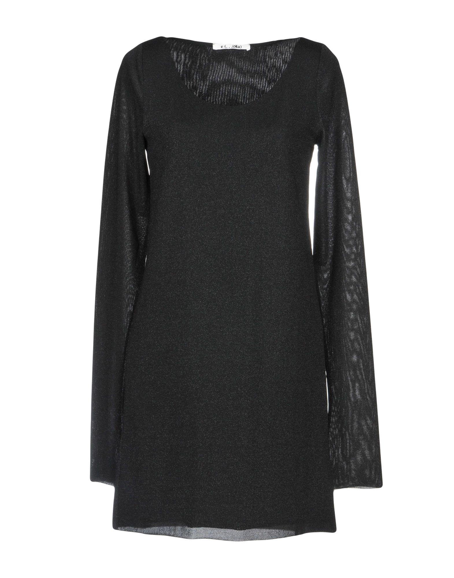 E(...IRA) Короткое платье