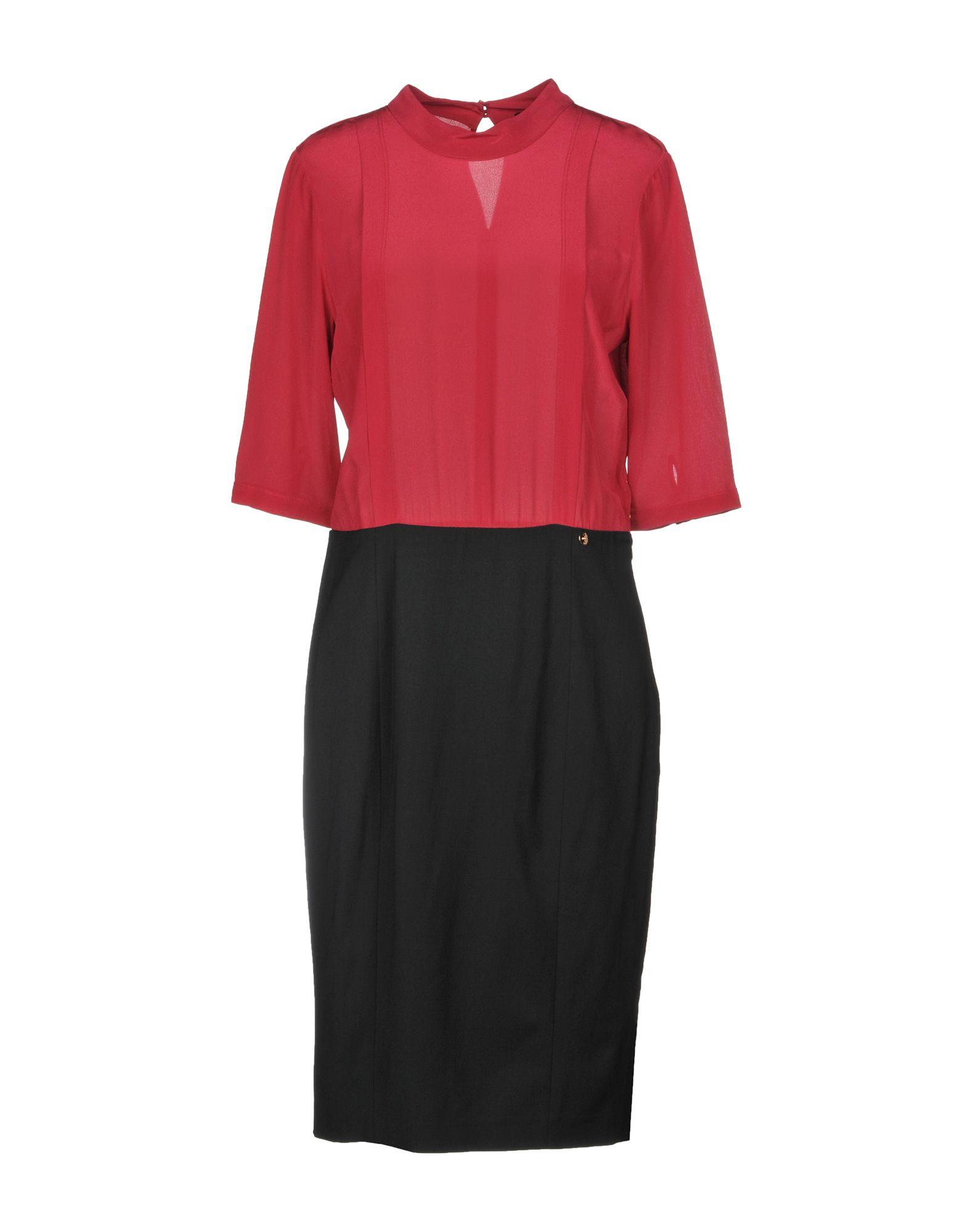 LIU •JO Платье до колена платье liu jo c18216j1714 22222
