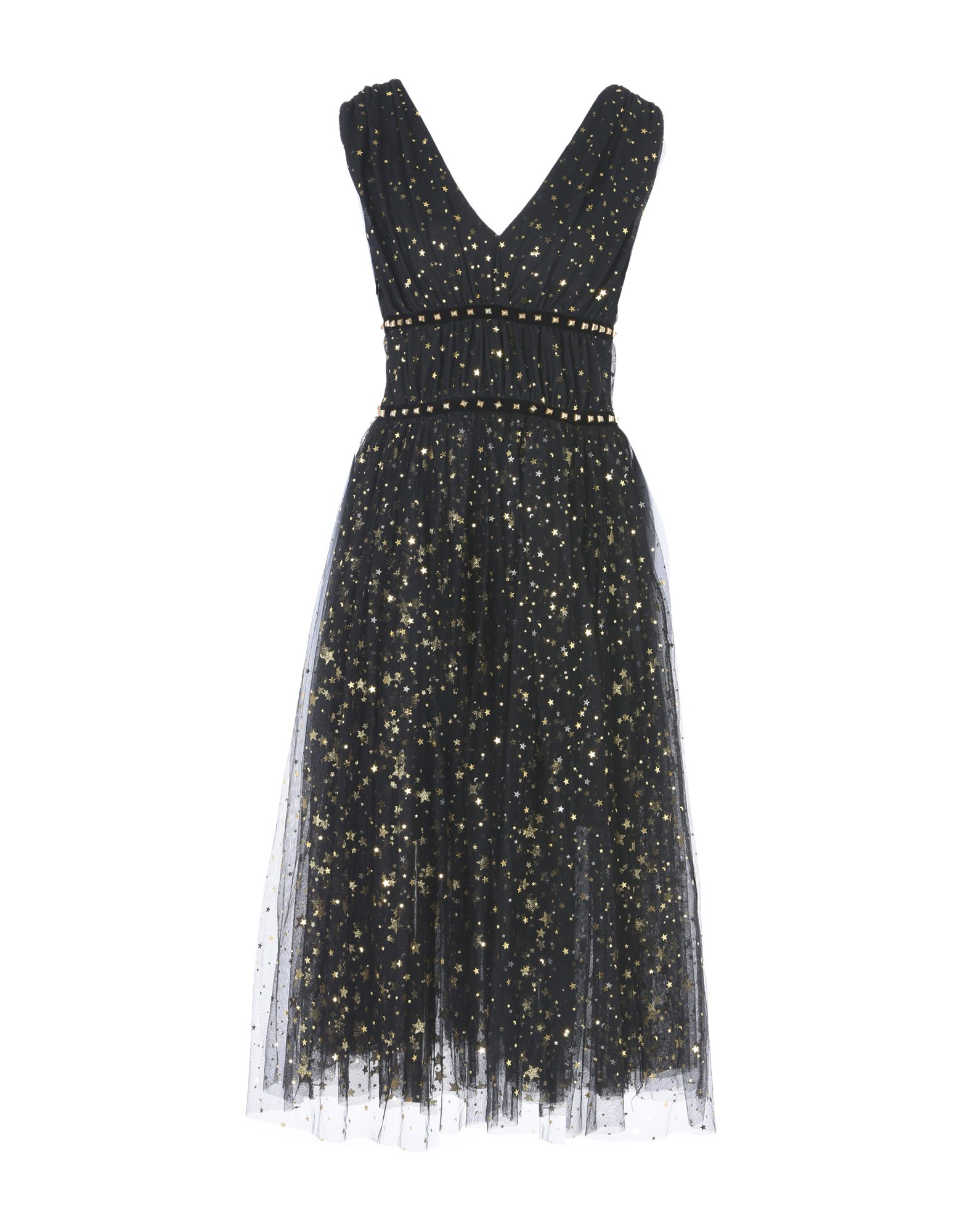 MON LALHOU Платье длиной 3/4 mon lalhou юбка длиной 3 4