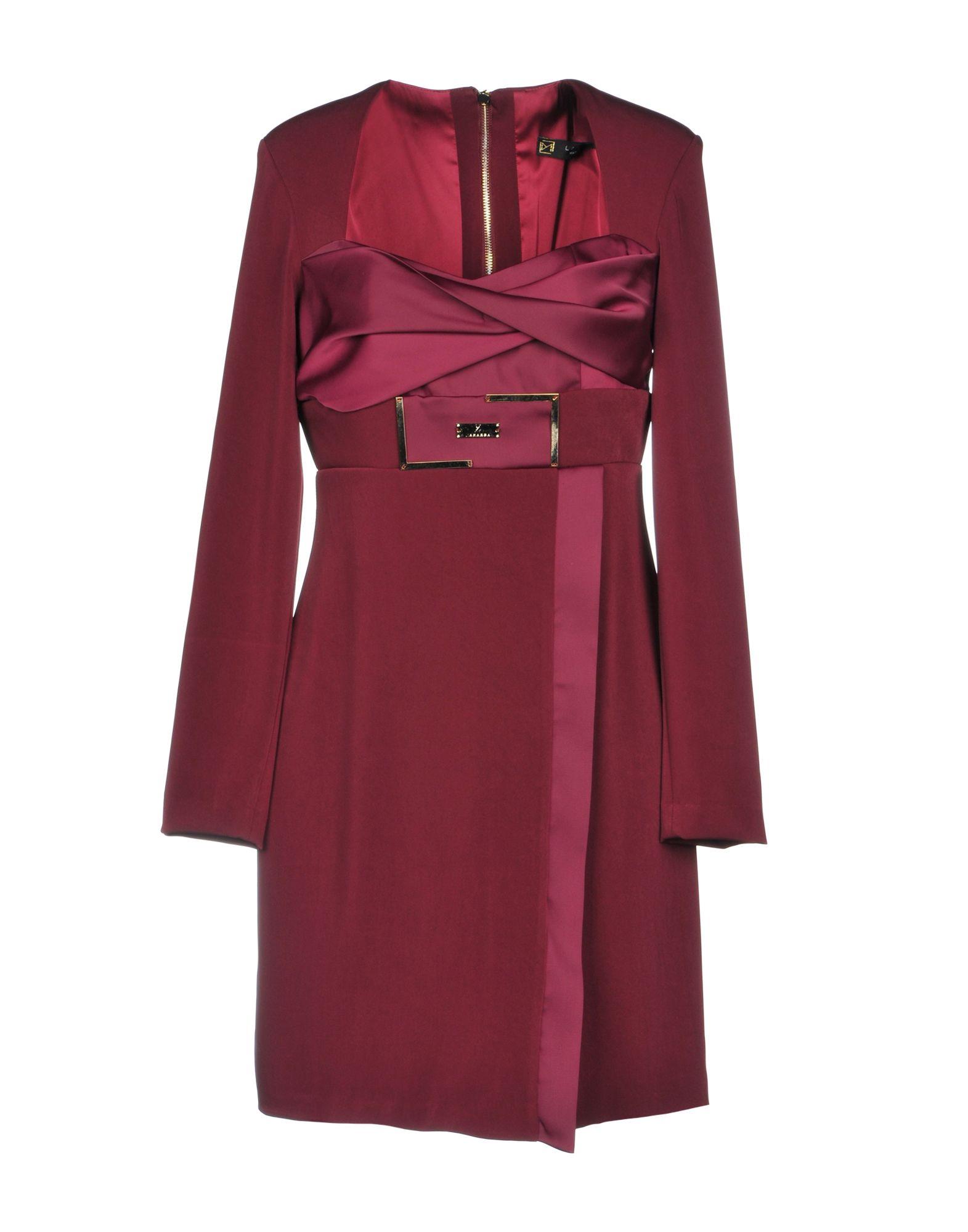 LA MARCA Короткое платье la marca пиджак