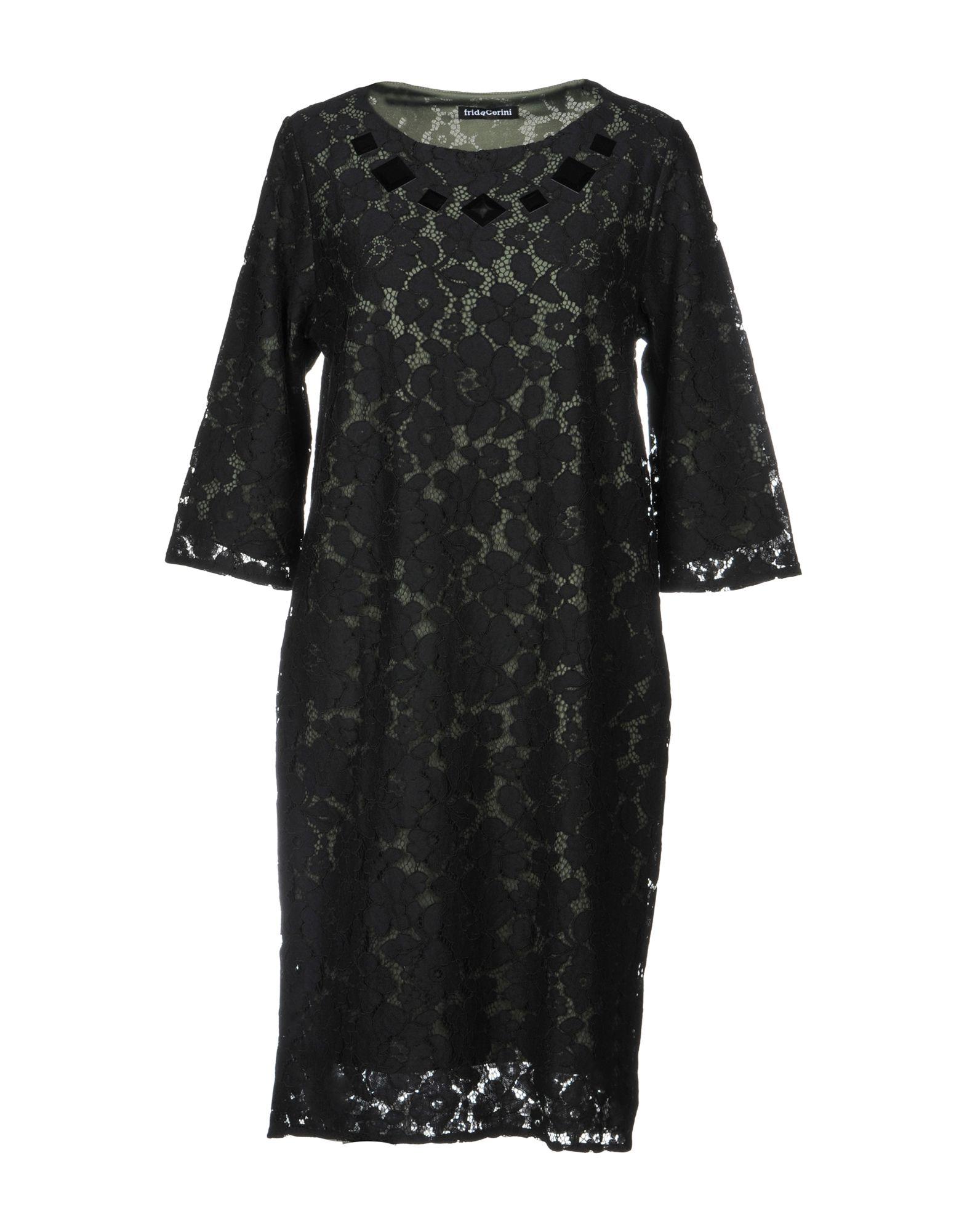 FRIDA CERINI Короткое платье цены онлайн