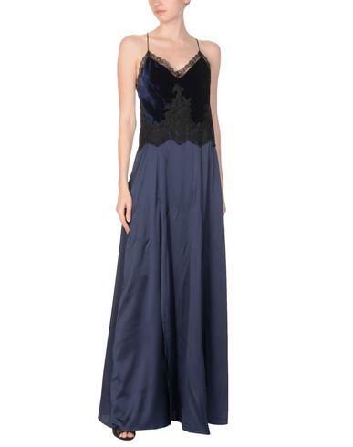Длинное платье от ANNA MOLINARI BLUMARINE