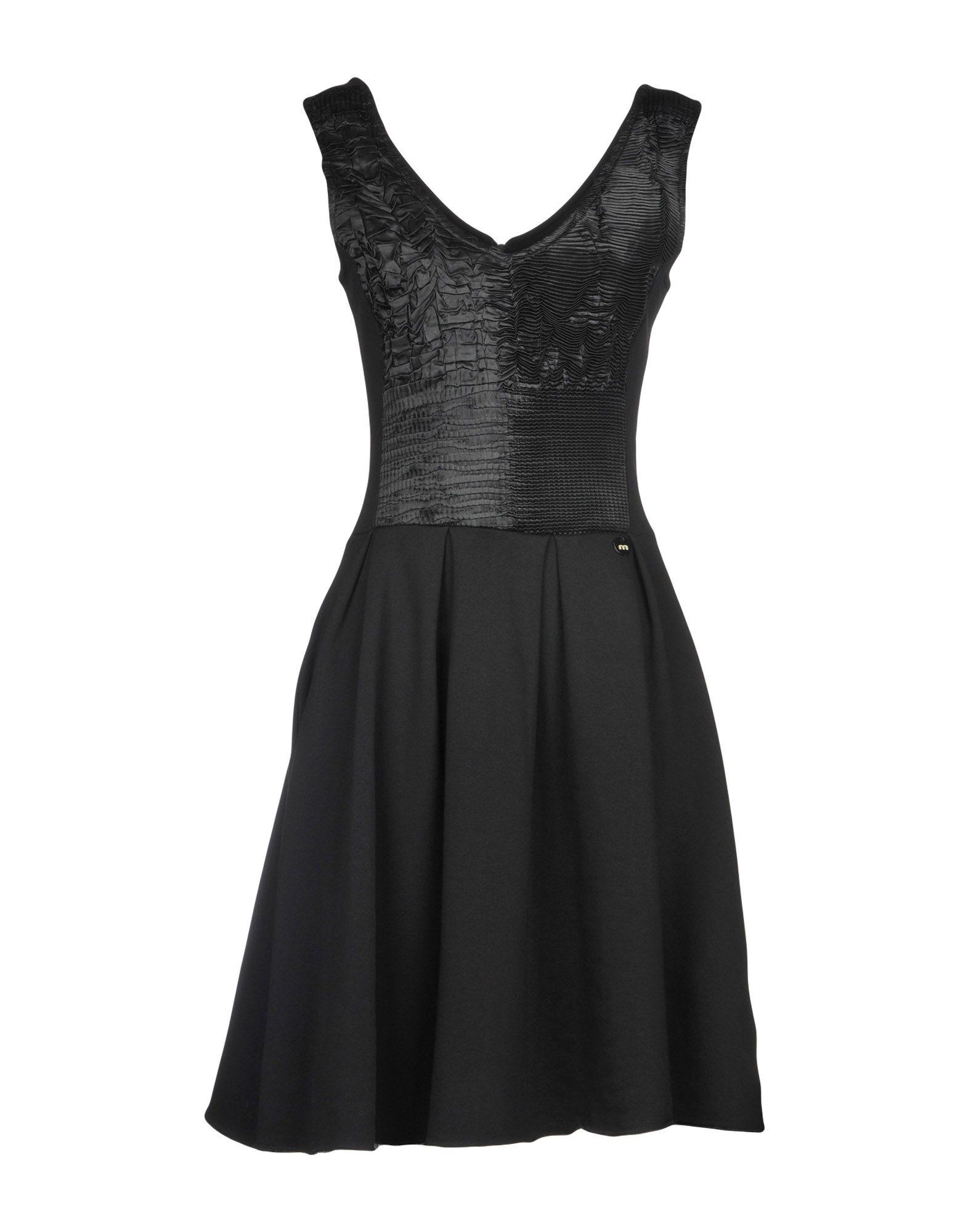 MET & FRIENDS Короткое платье цена 2017