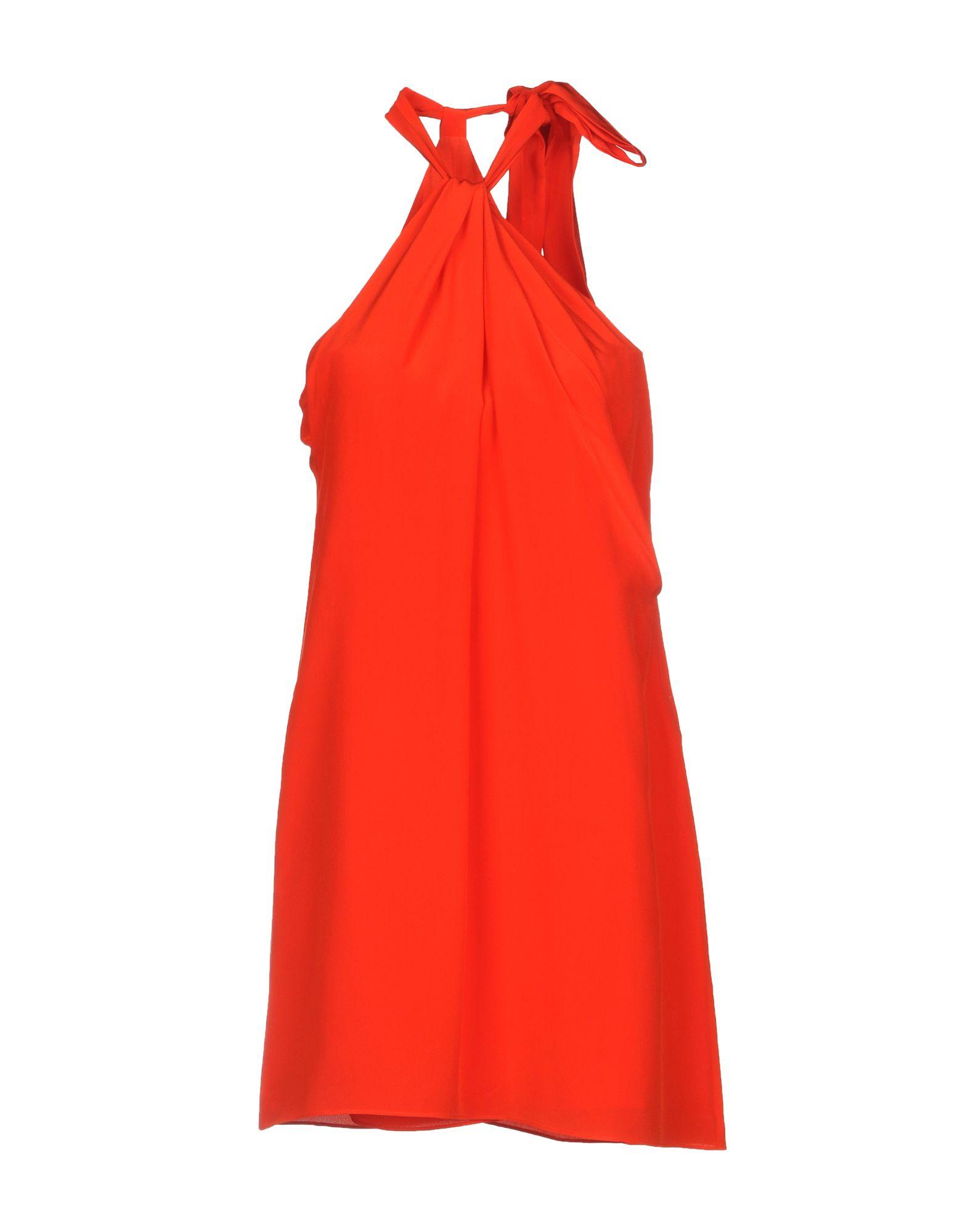 ZEUS + DIONE Короткое платье стяжка zeus za521