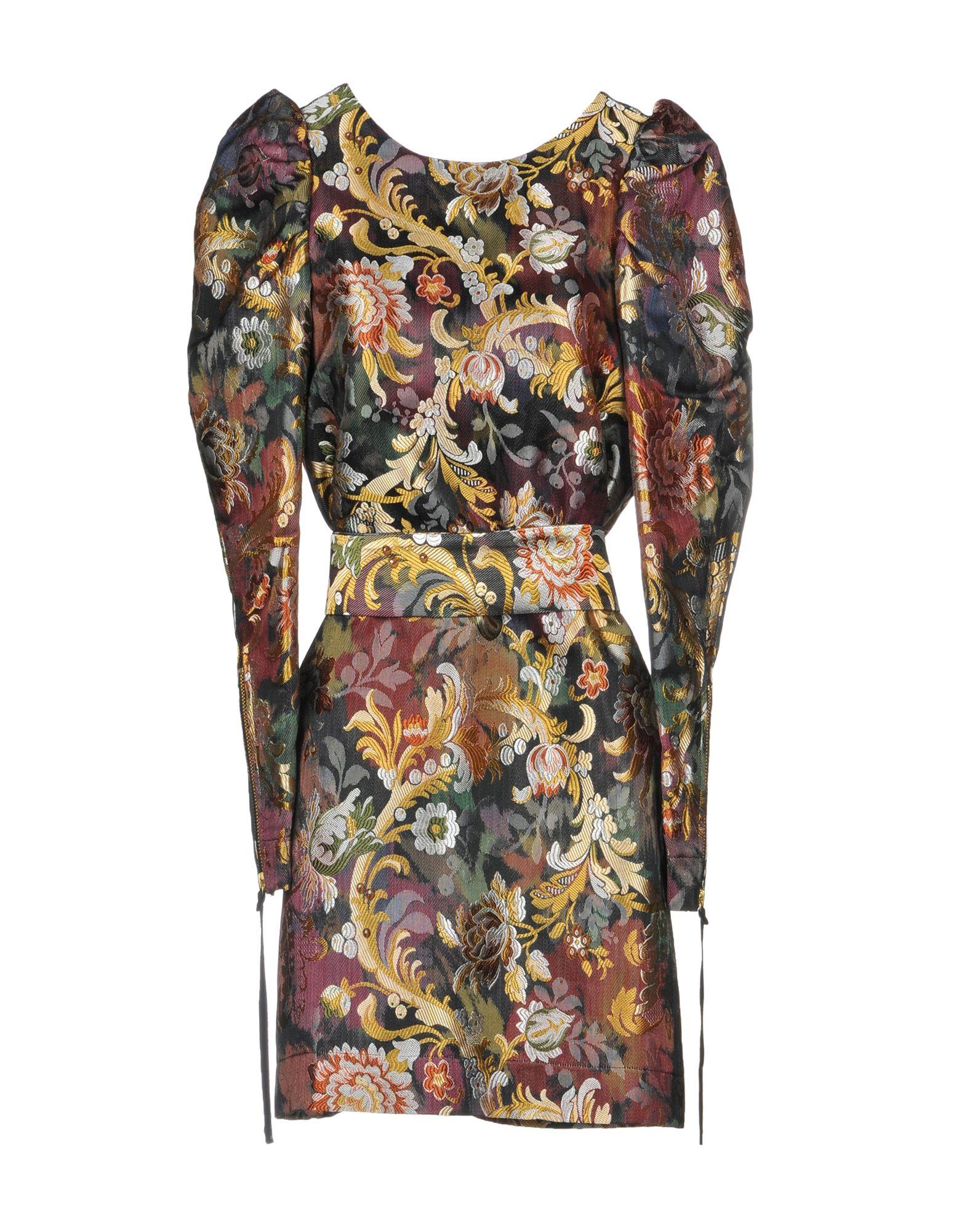 NINEMINUTES Короткое платье nineminutes платье до колена