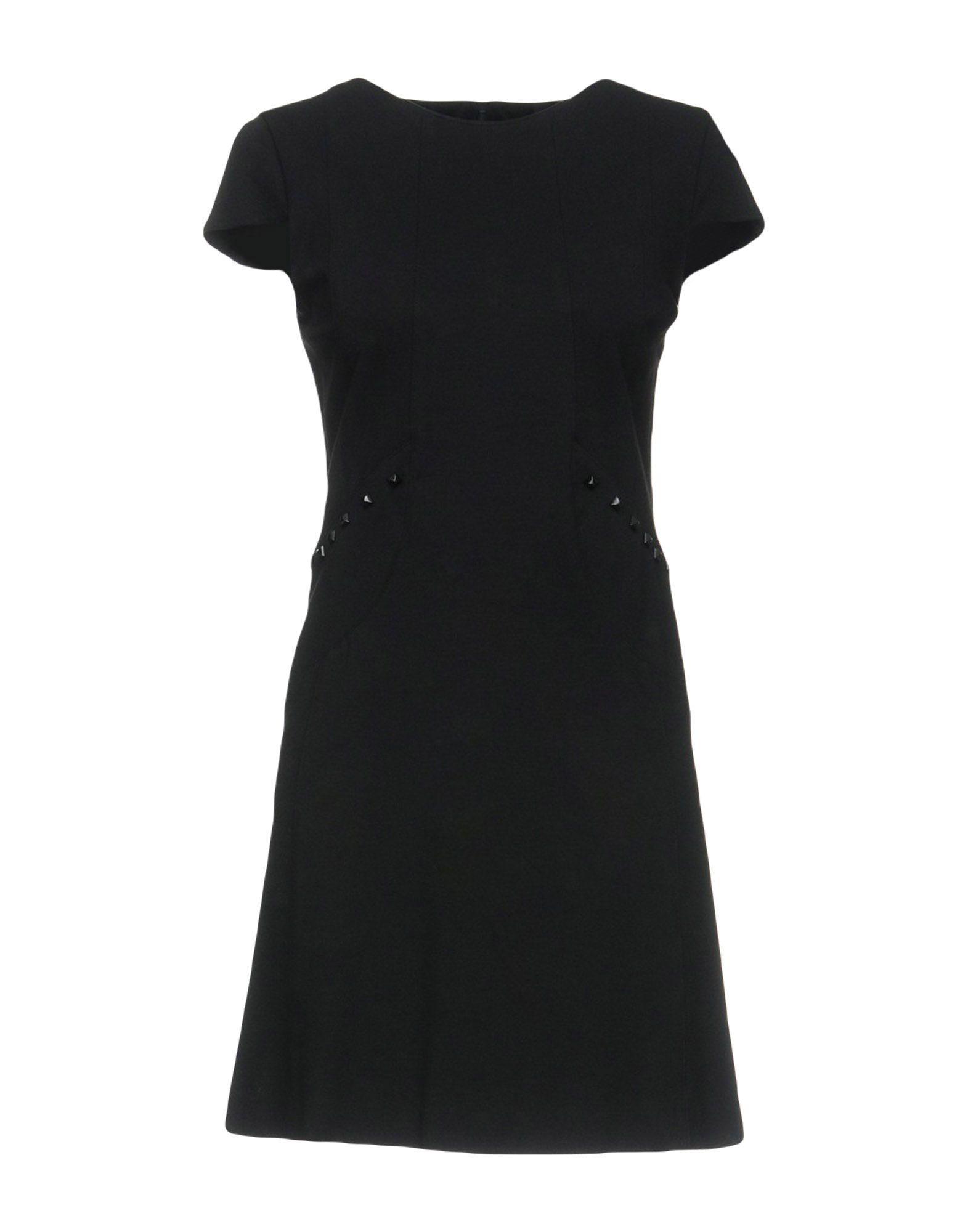 ALLEGRI Short Dress in Black