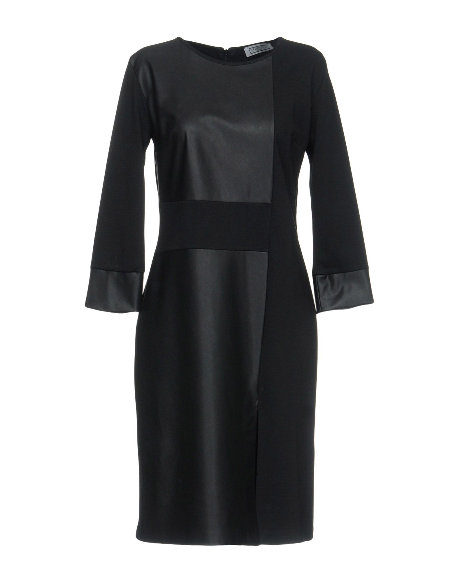 GRETHA Milano Платье до колена botondi milano юбка до колена