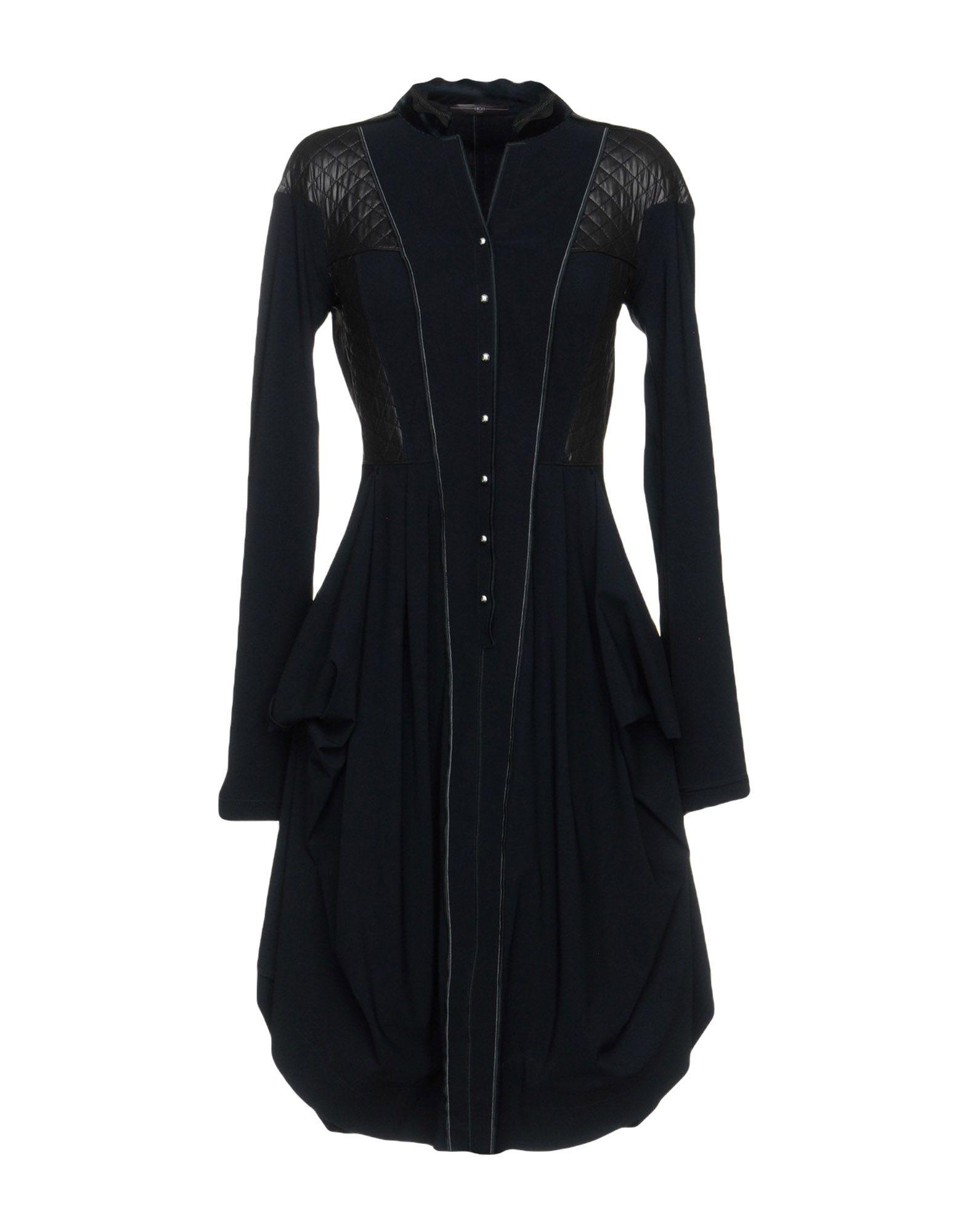 HIGH TECH Платье до колена high tech and fashion electric product shell plastic mold