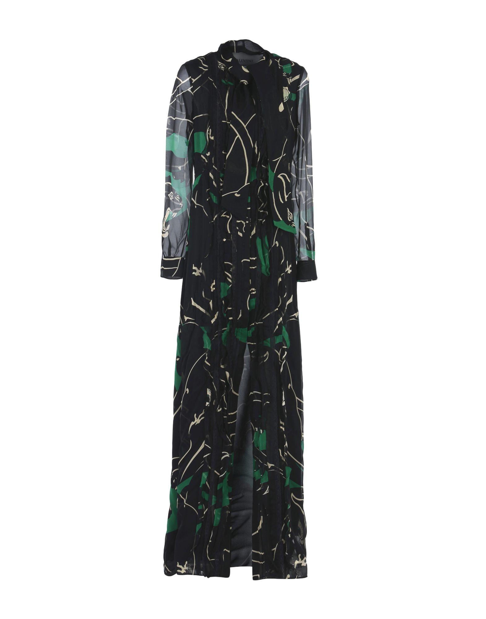 VALENTINO Длинное платье