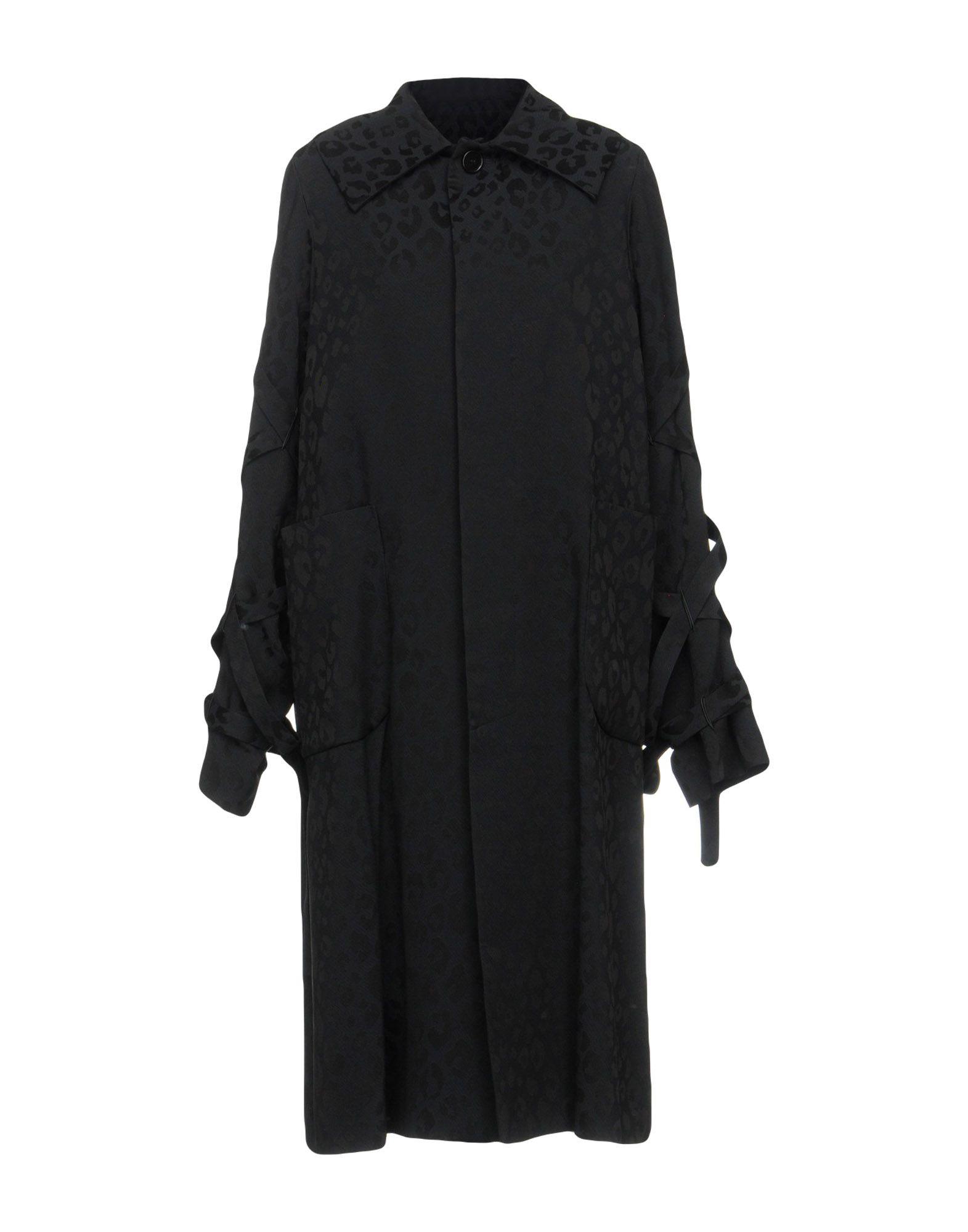 NOIR KEI NINOMIYA Легкое пальто batman noir