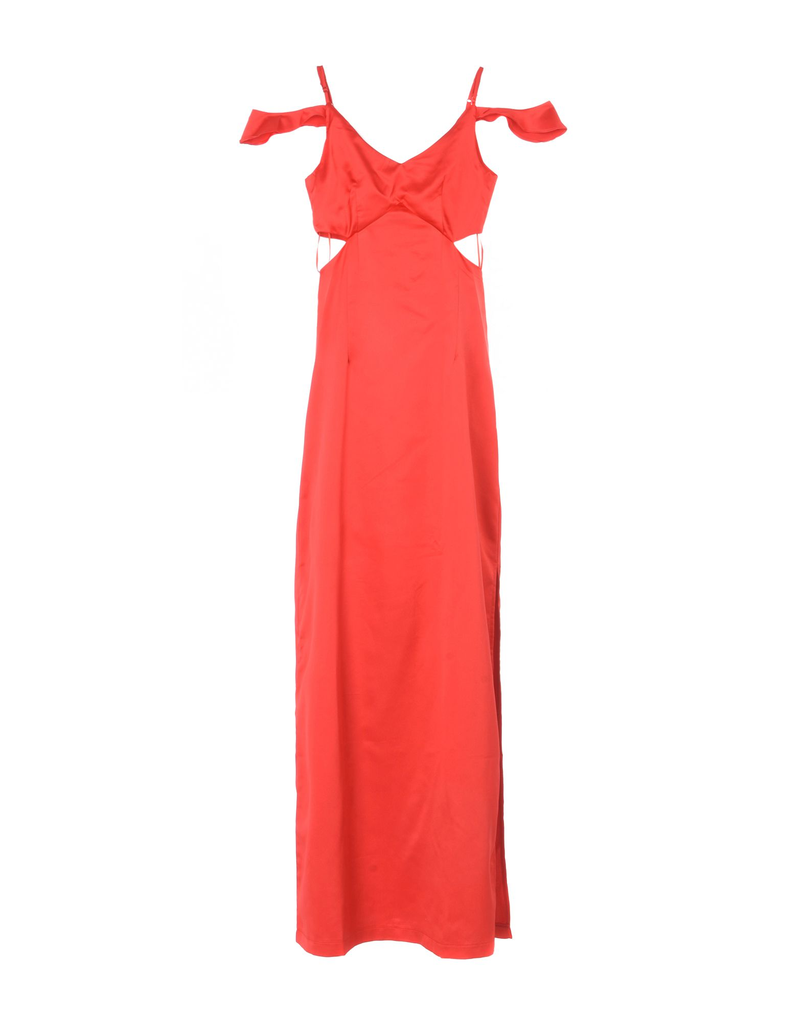 WYLDR Long Dress in Red