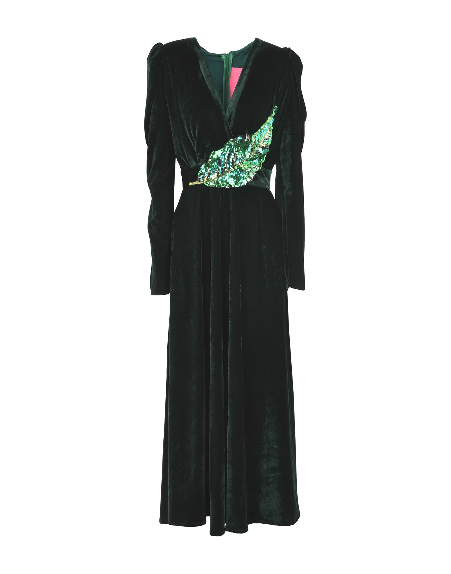 MIAU by CLARA ROTESCU Длинное платье miau by clara rotescu pубашка
