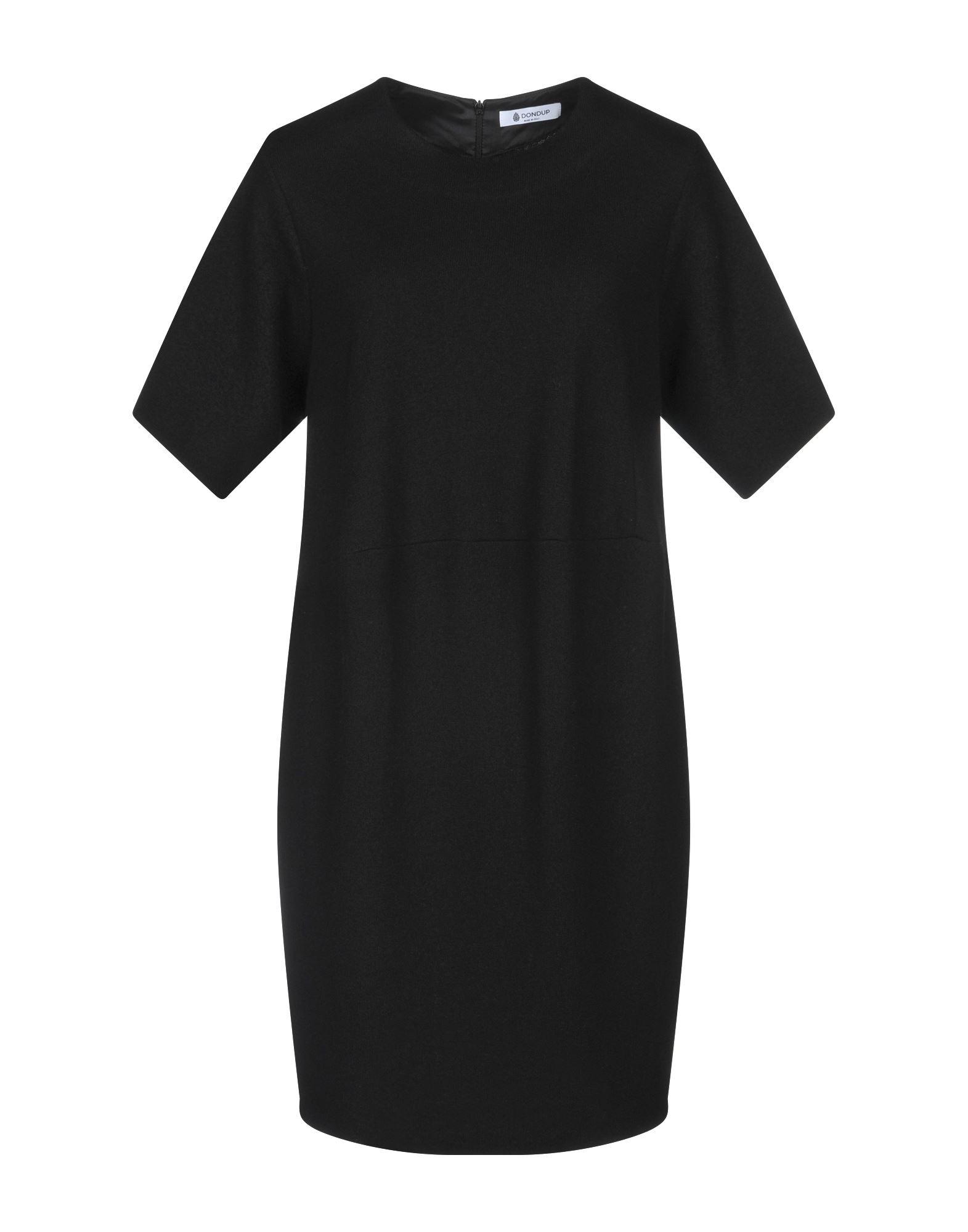 DONDUP Короткое платье dondup длинное платье