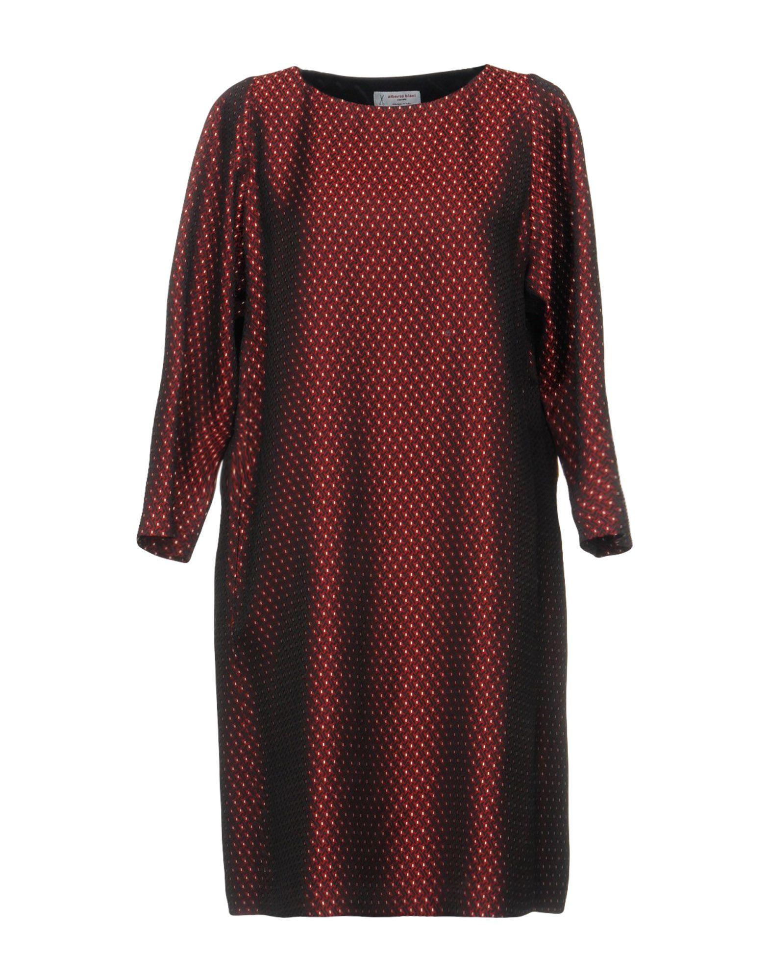 ALBERTO BIANI Платье до колена недорго, оригинальная цена