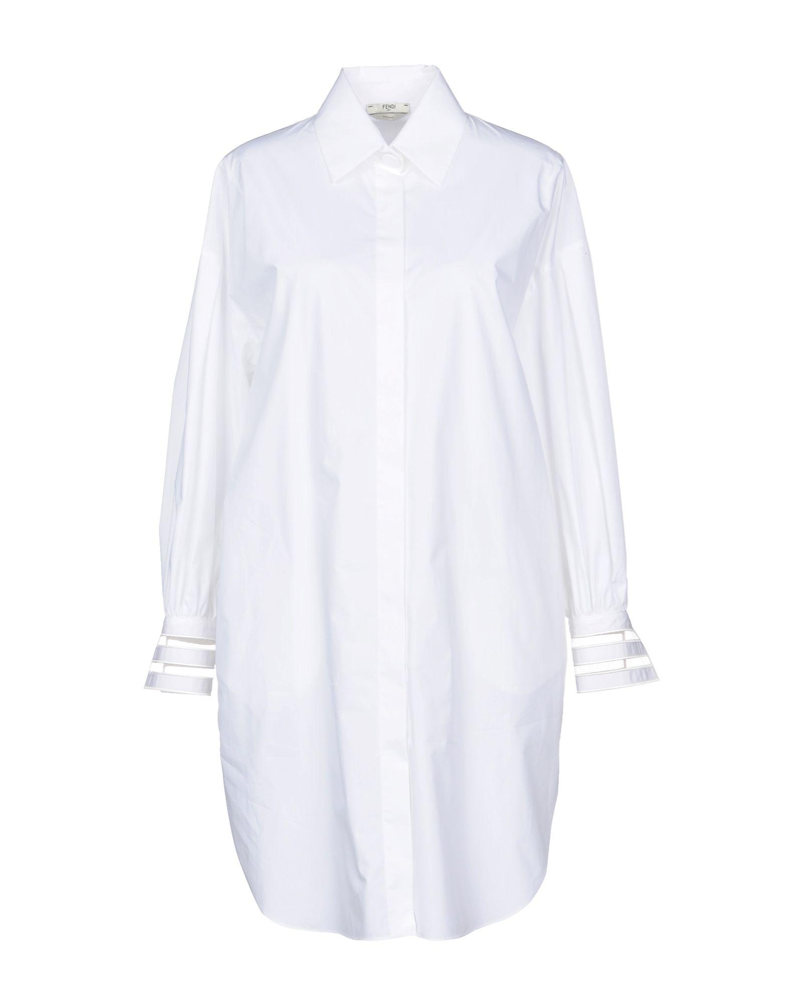 FENDI Короткое платье petri короткое платье