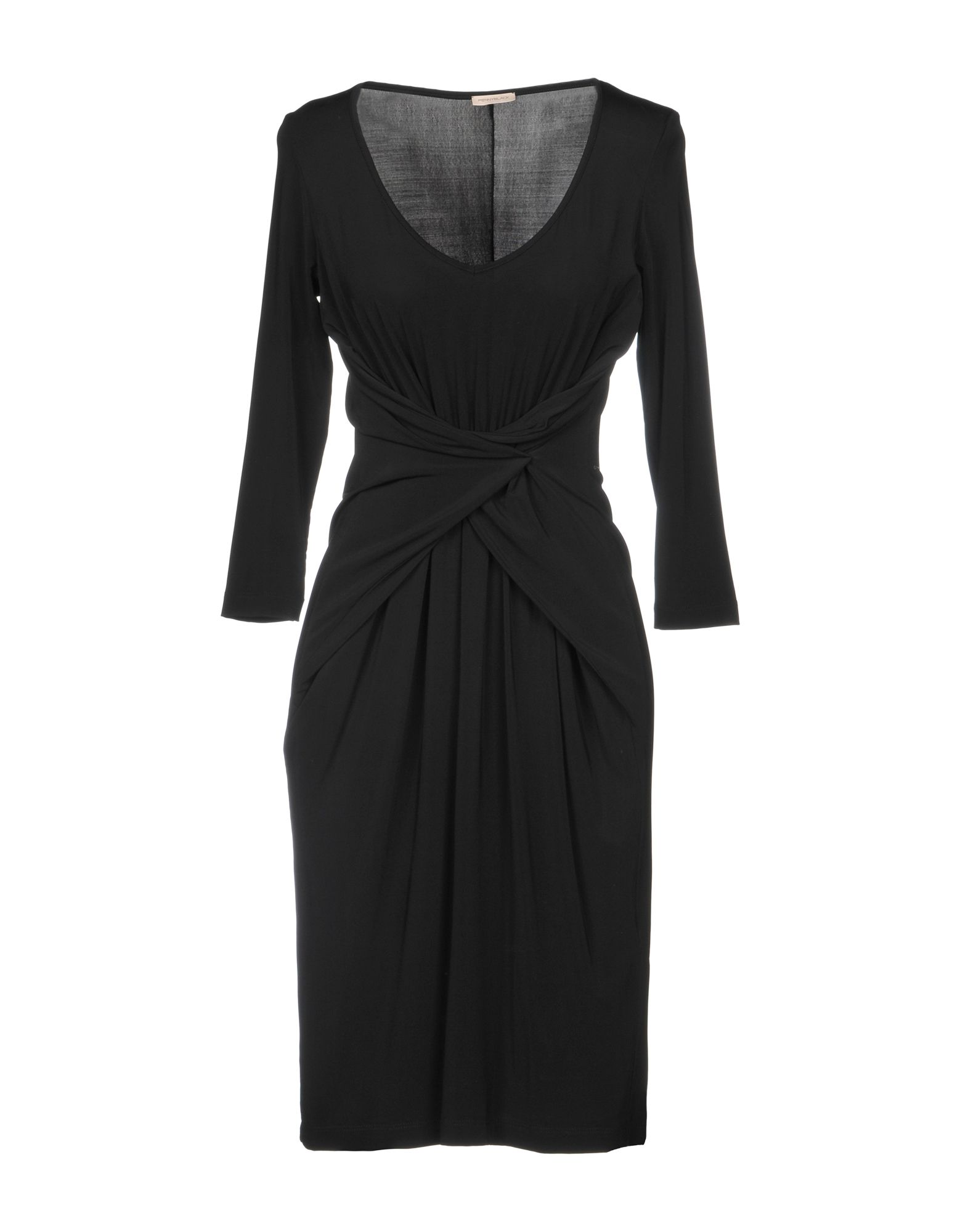 PENNYBLACK Платье до колена pennyblack платье длиной 3 4