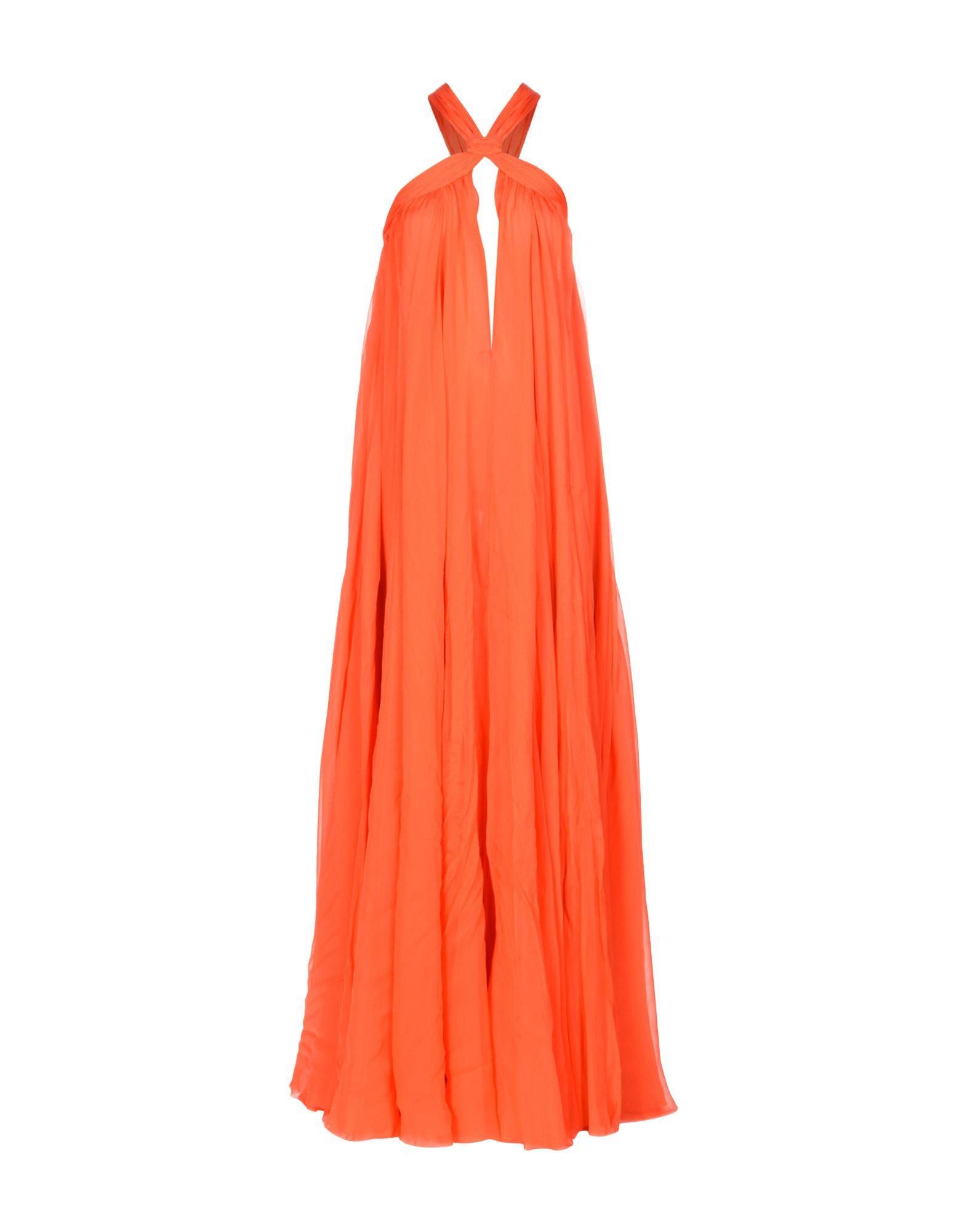 DSQUARED2 Длинное платье недорго, оригинальная цена