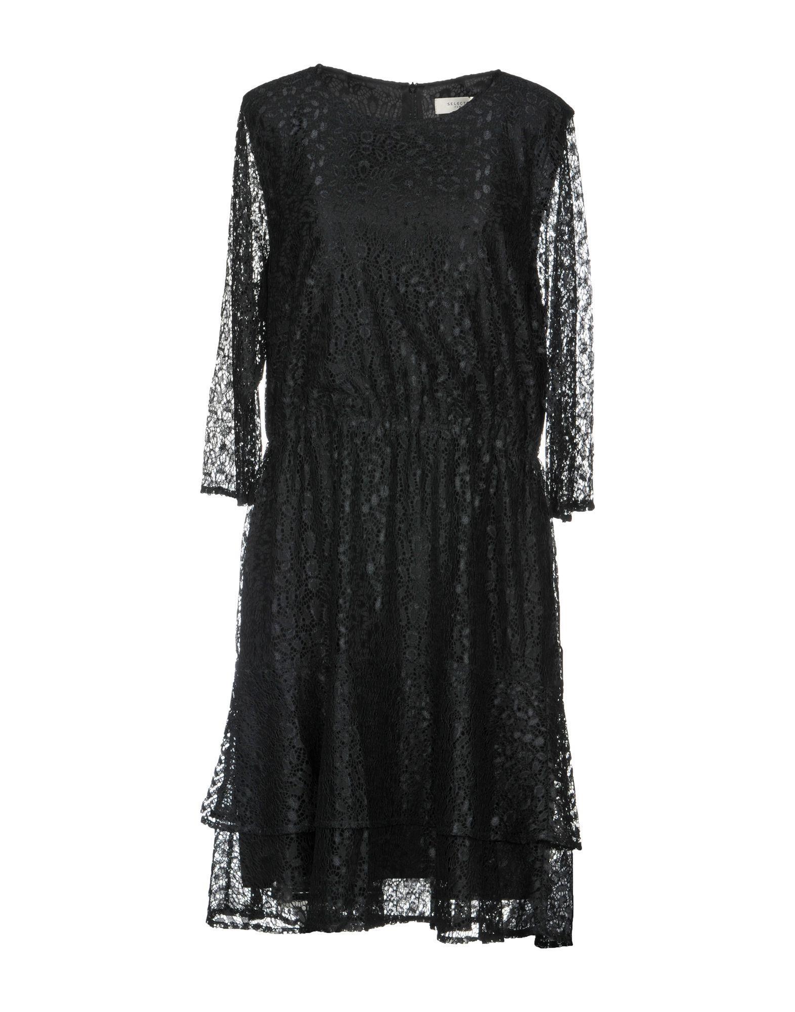 SELECTED FEMME Платье до колена