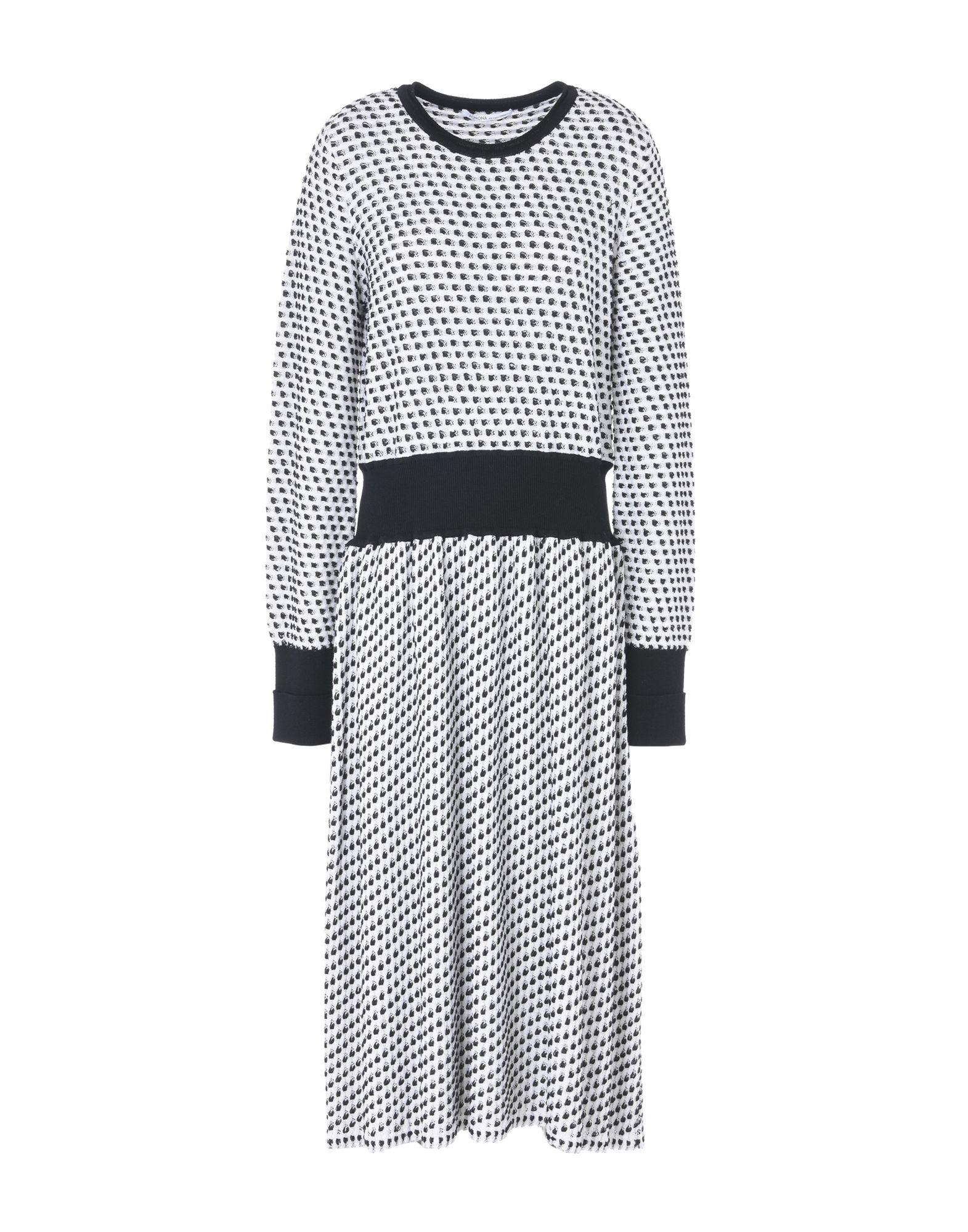 AGNONA Платье длиной 3/4 agnona платье длиной 3 4