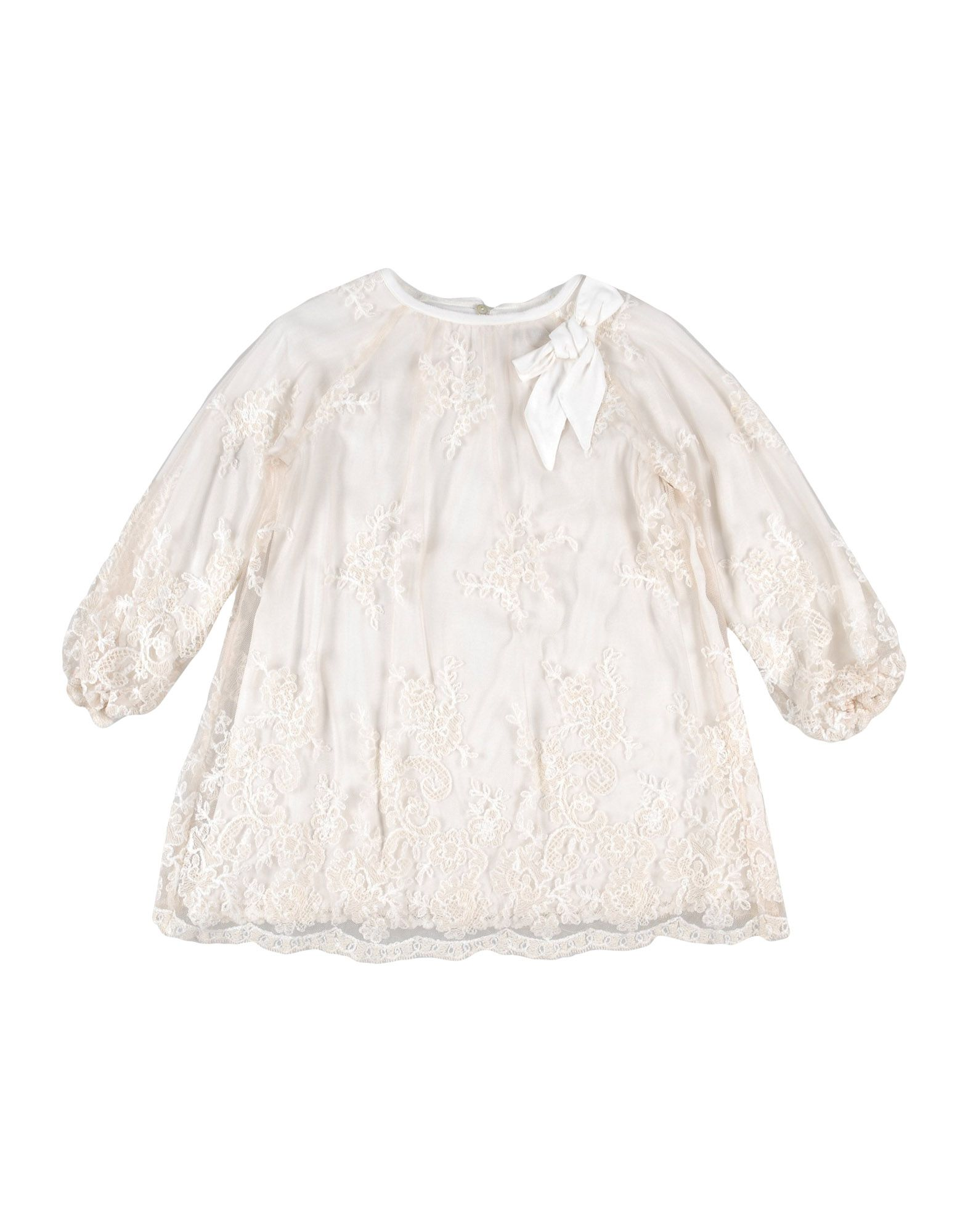 ERMANNO SCERVINO JUNIOR Dress in Ivory
