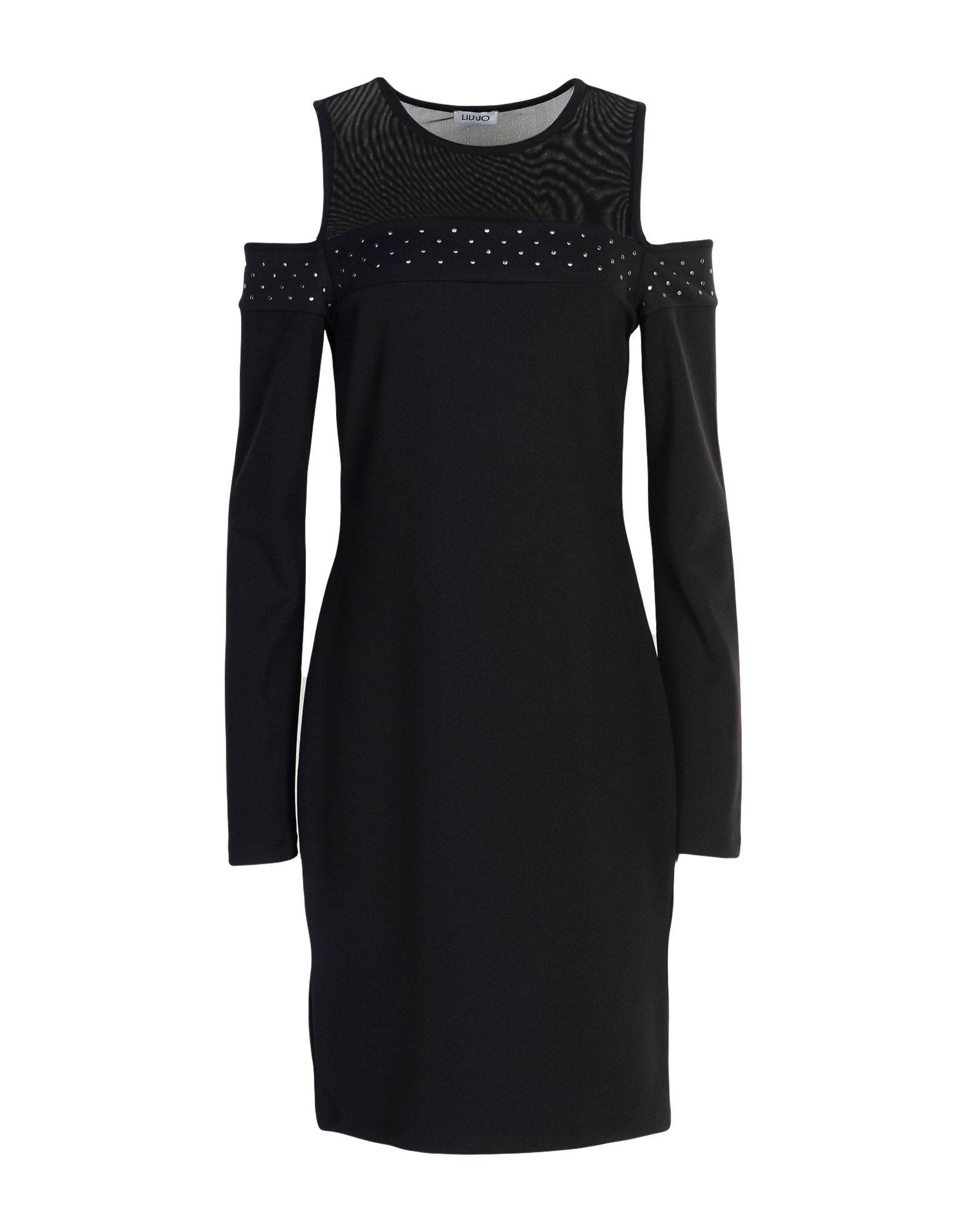 LIU •JO Короткое платье карандаш логотип