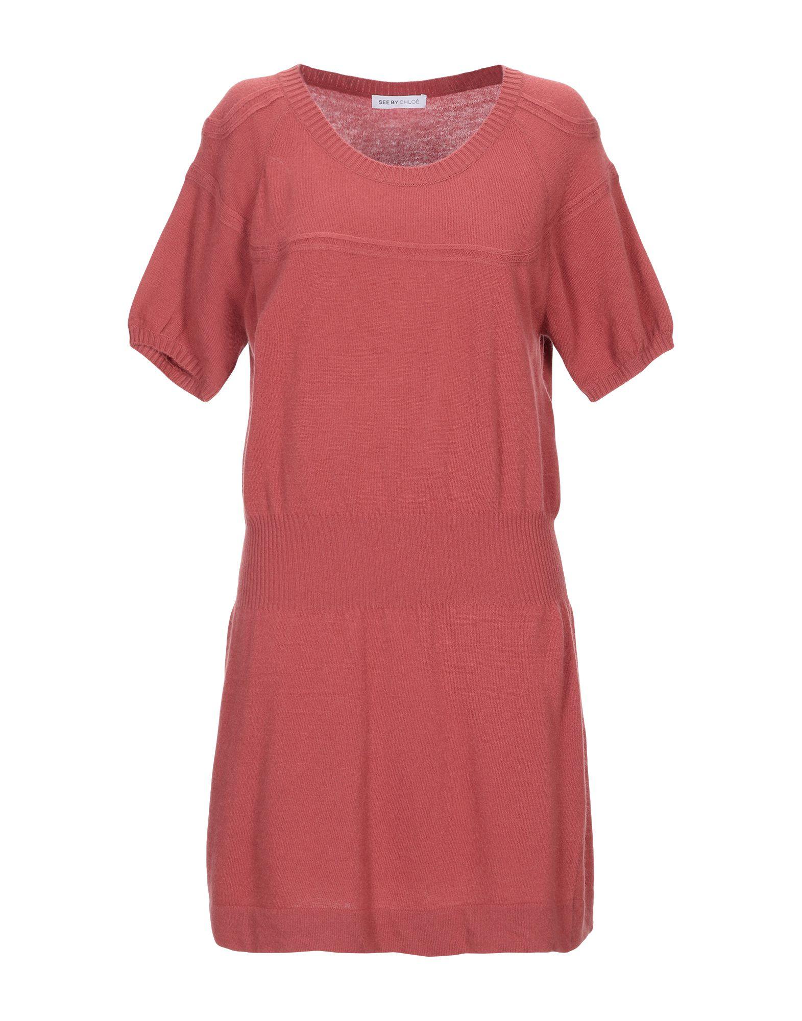 SEE BY CHLOÉ Платье до колена