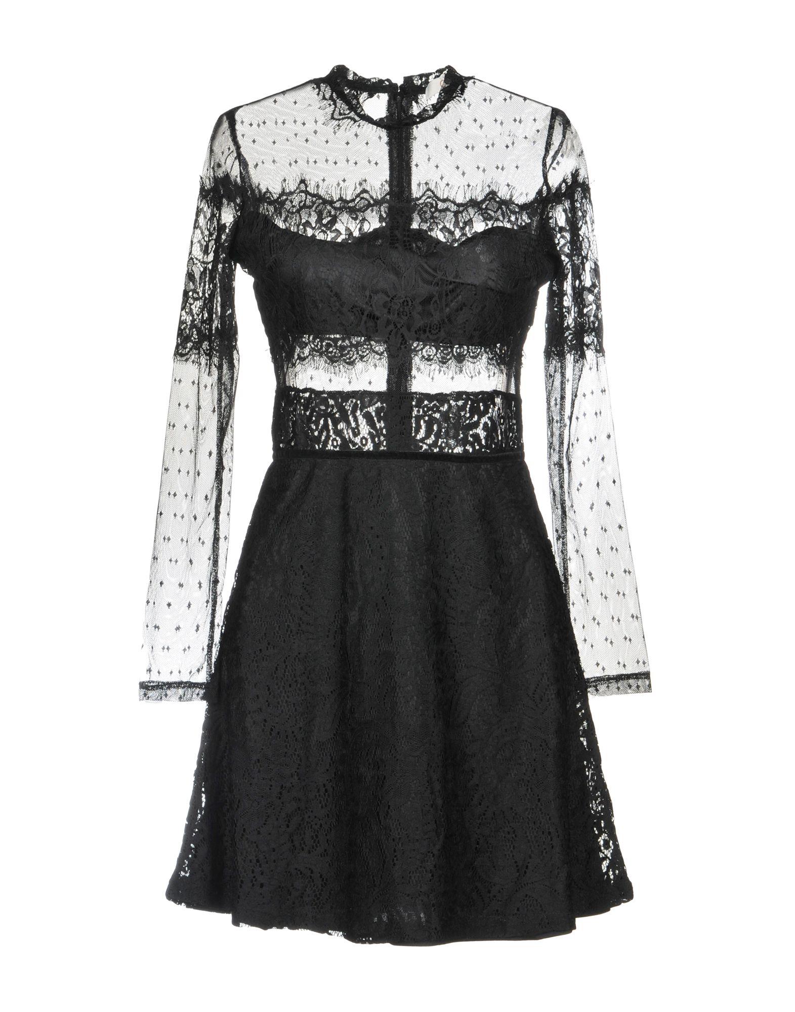OH MY LOVE Короткое платье