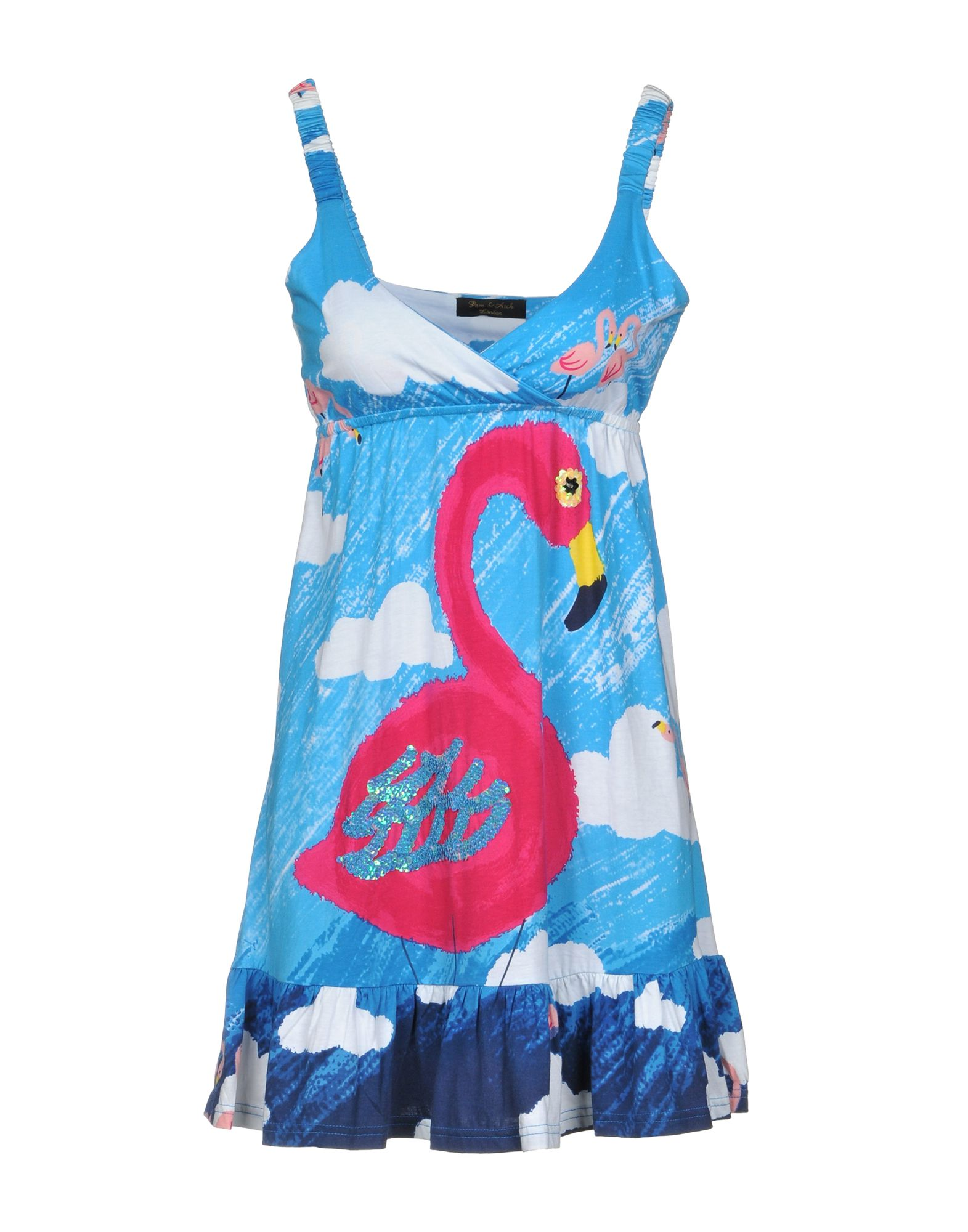 PAM & ARCH Короткое платье pam