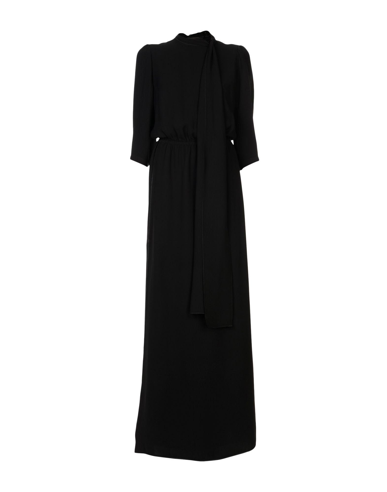 MARC JACOBS Длинное платье marc jacobs платье с воланом