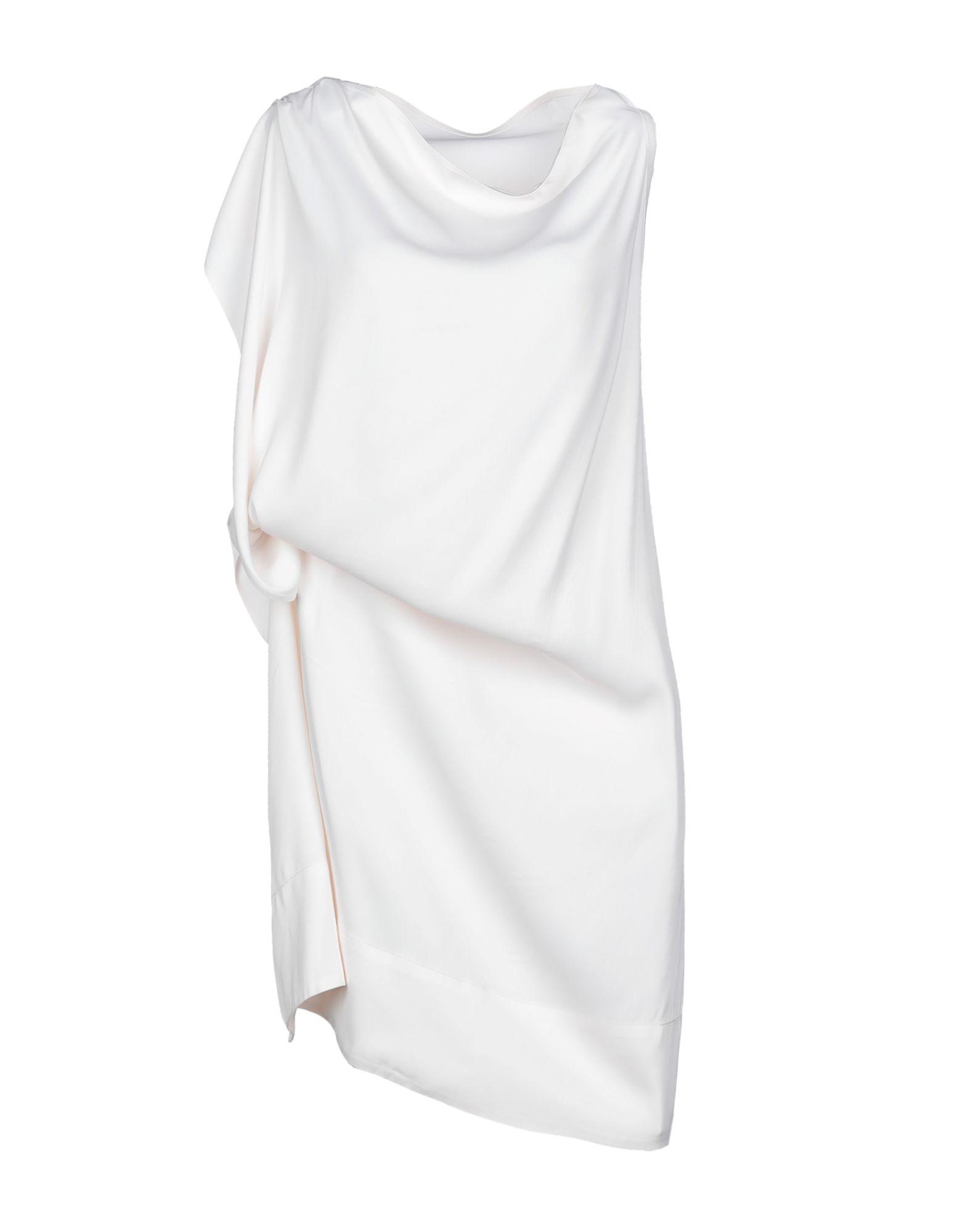 ANN DEMEULEMEESTER Короткое платье подгузники children le ann s44