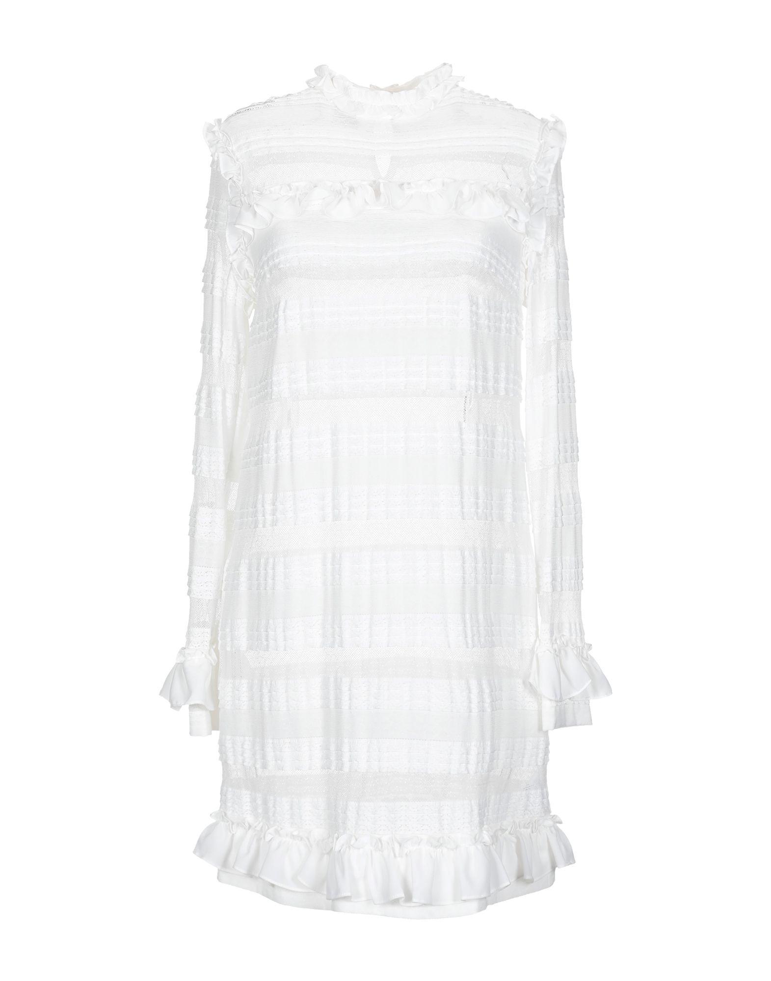 Фото - PINKO Короткое платье pinko tag короткое платье
