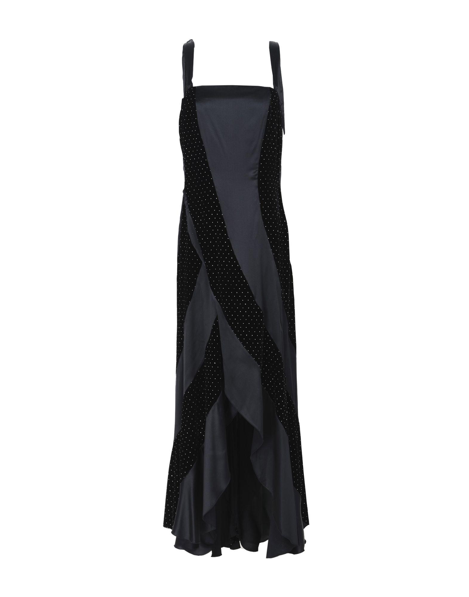 MARINA BABINI Длинное платье платье walter babini