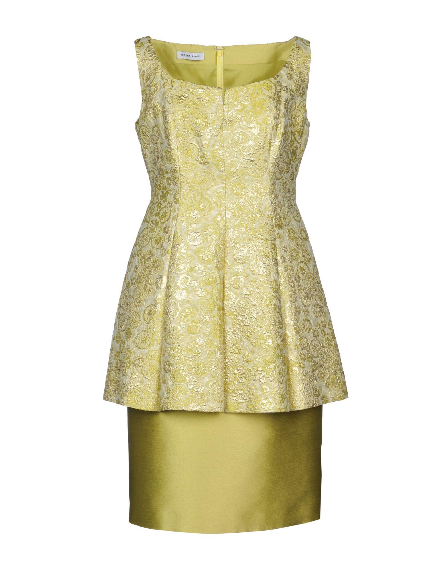 TERESA RIPOLL Короткое платье
