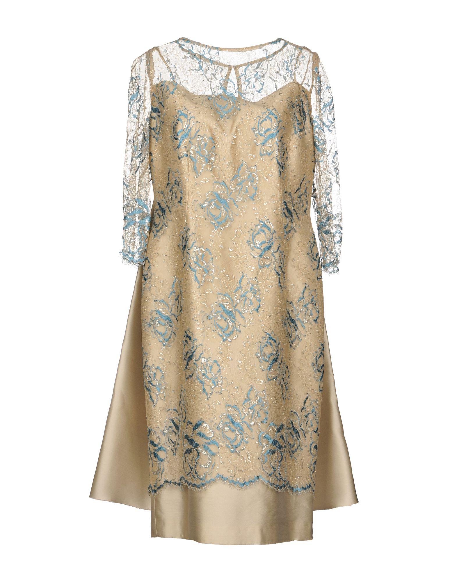 TERESA RIPOLL Платье до колена muveil платье до колена