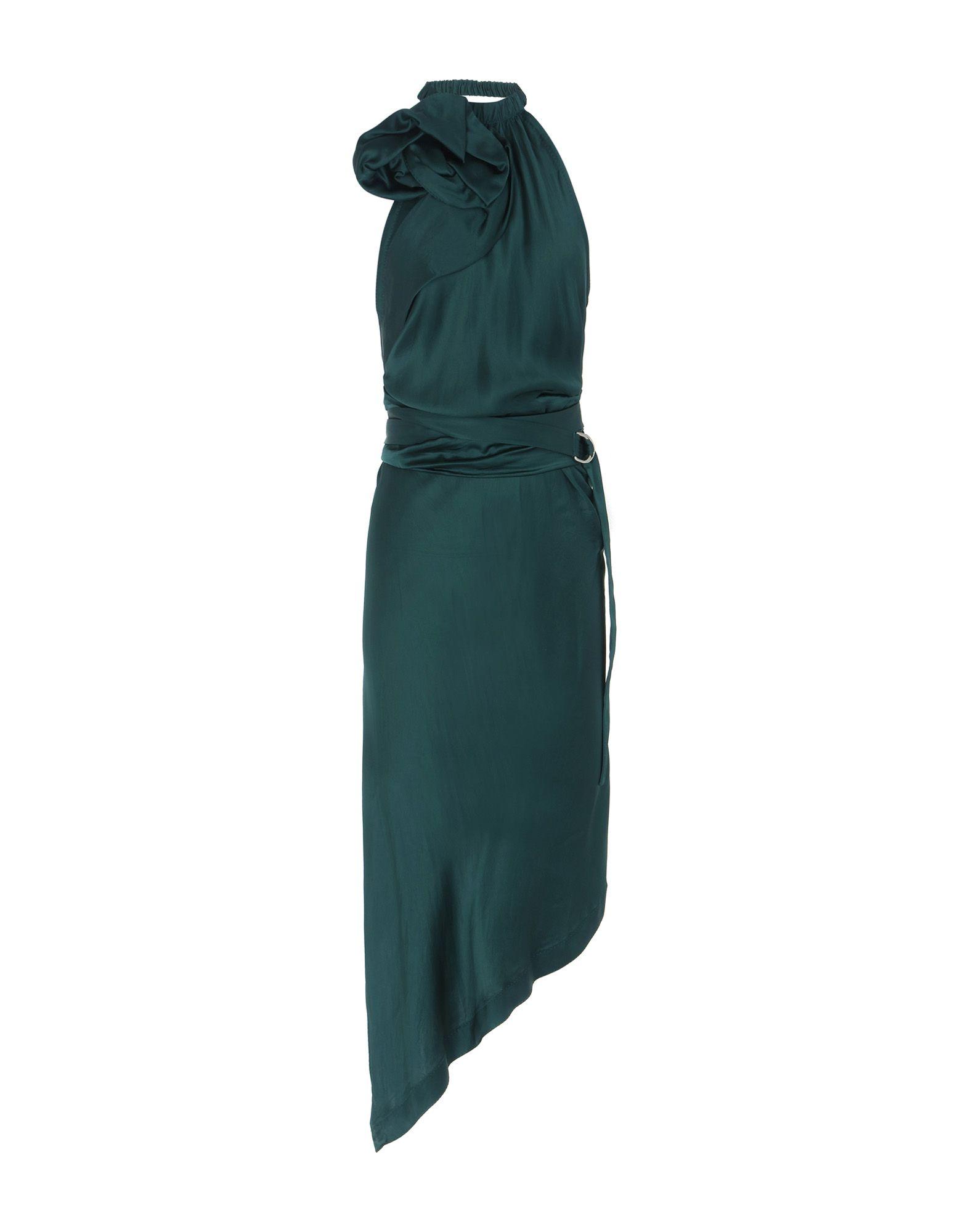 SAINT LAURENT Платье до колена