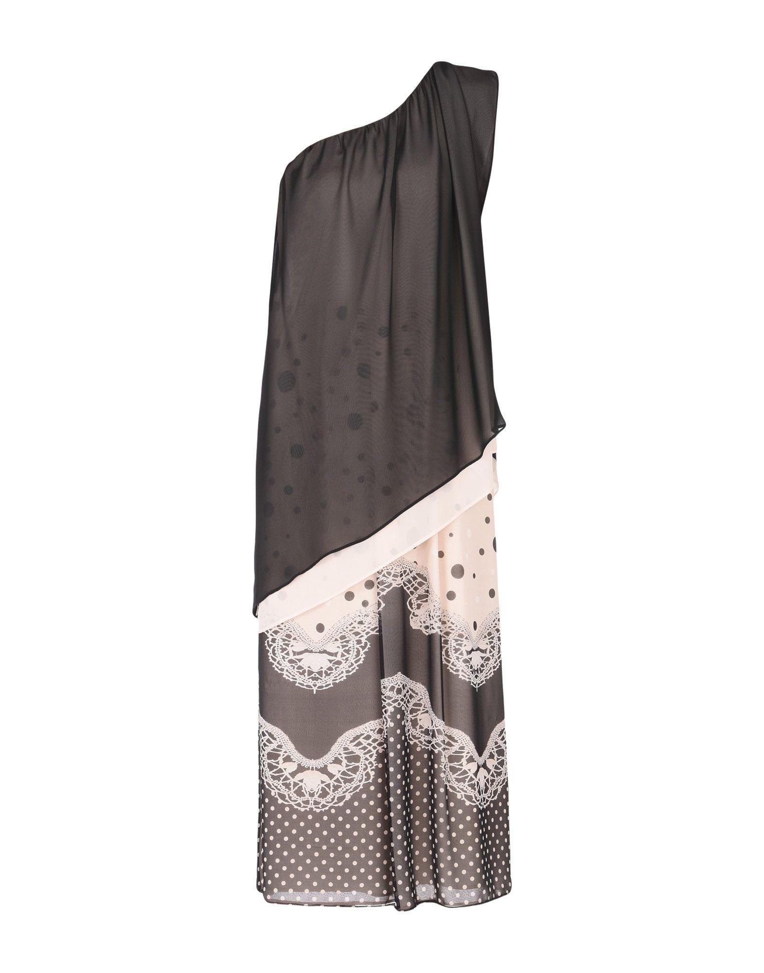 X'S MILANO Платье длиной 3/4 цена 2017