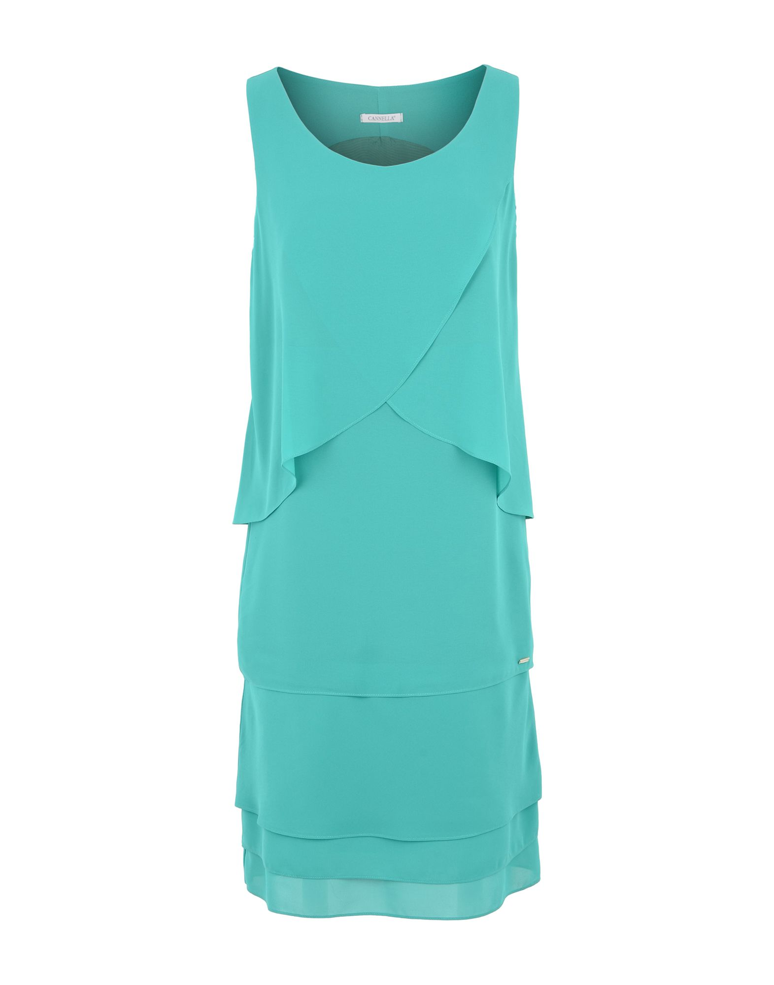 где купить CANNELLA Короткое платье по лучшей цене