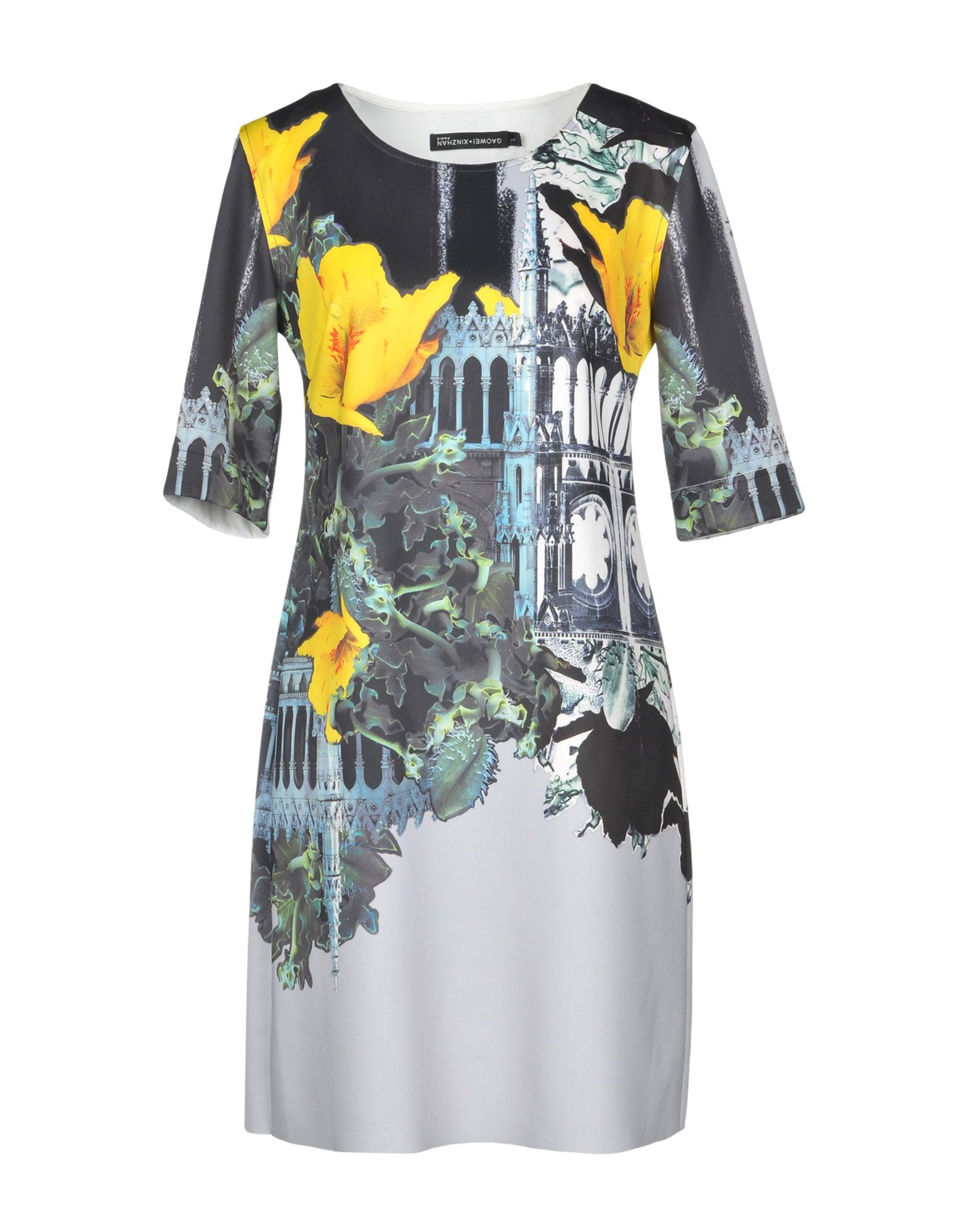 GAOWEI+XINZHAN Короткое платье цена 2017