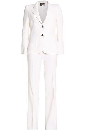 ROBERTO CAVALLI Cotton and silk-blend twill suit