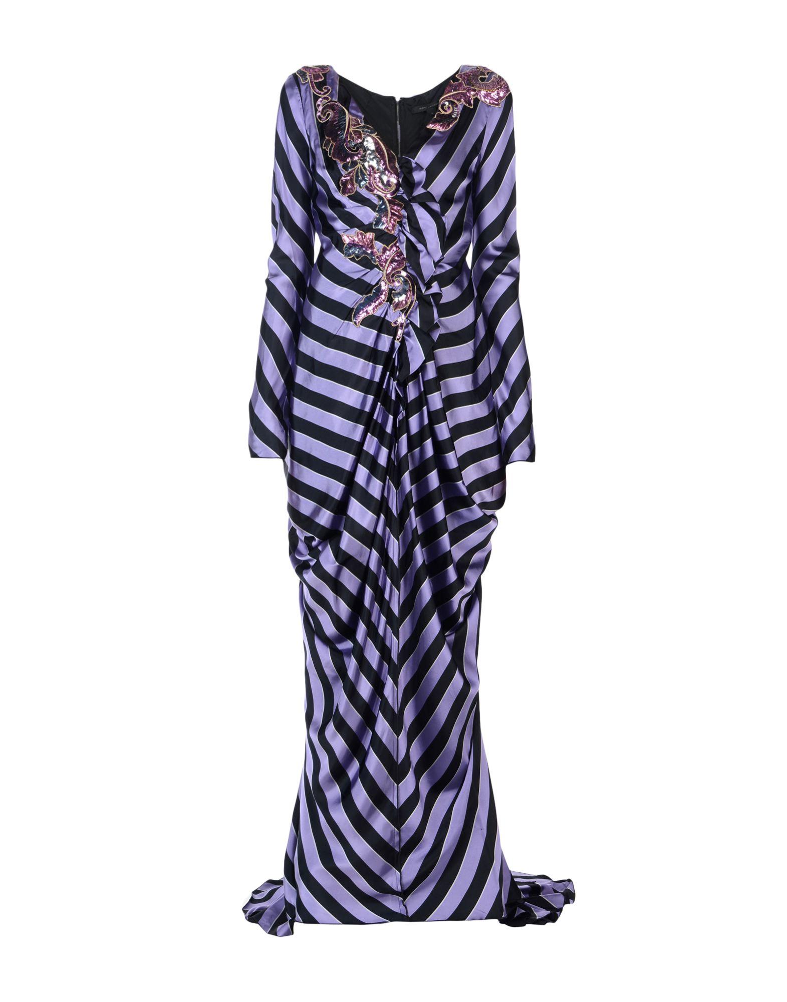 MARC JACOBS Длинное платье julia jentzsch длинное платье